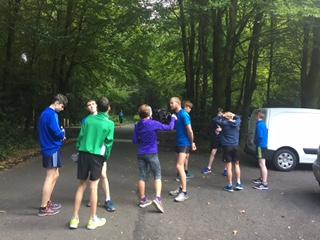 Connacht Junior Endurance Training Camp Report