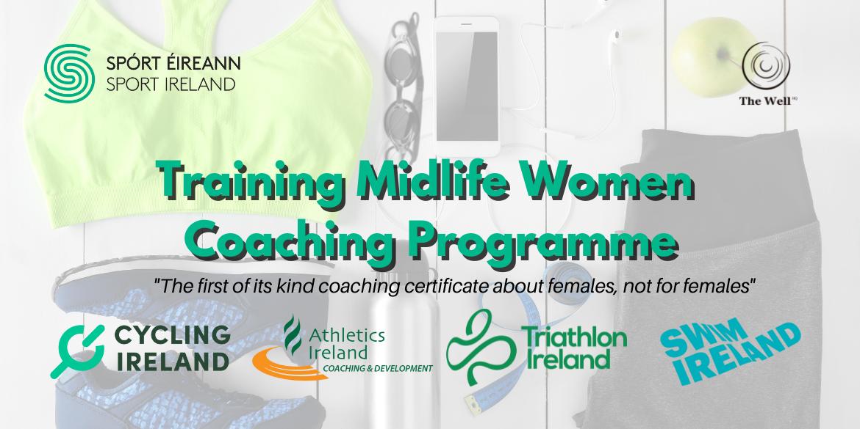 Athletics Ireland Training Midlife Women Coaching Programme- Coaching Certificate