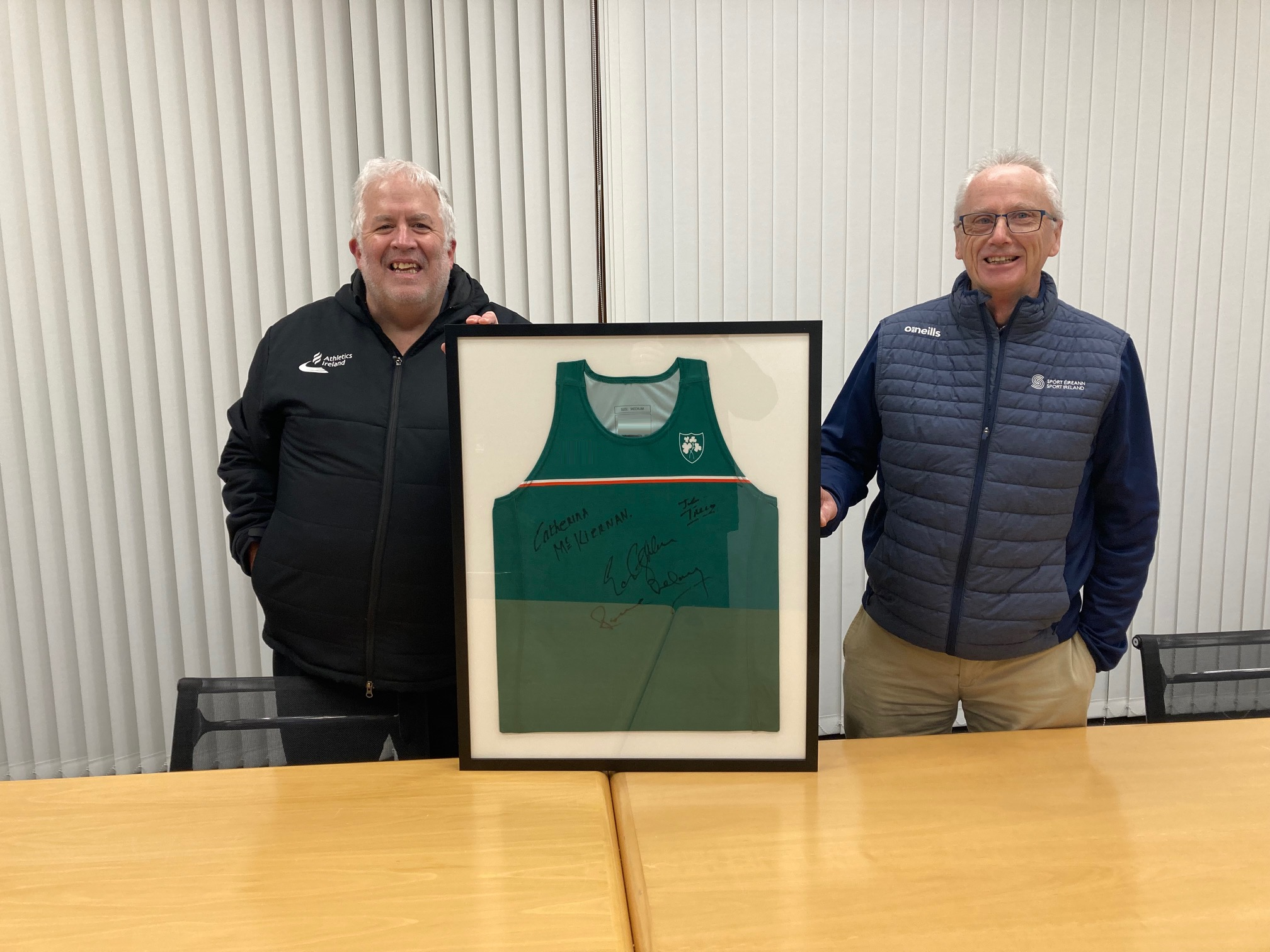Athletics Ireland mourns the loss of Craig Lynch
