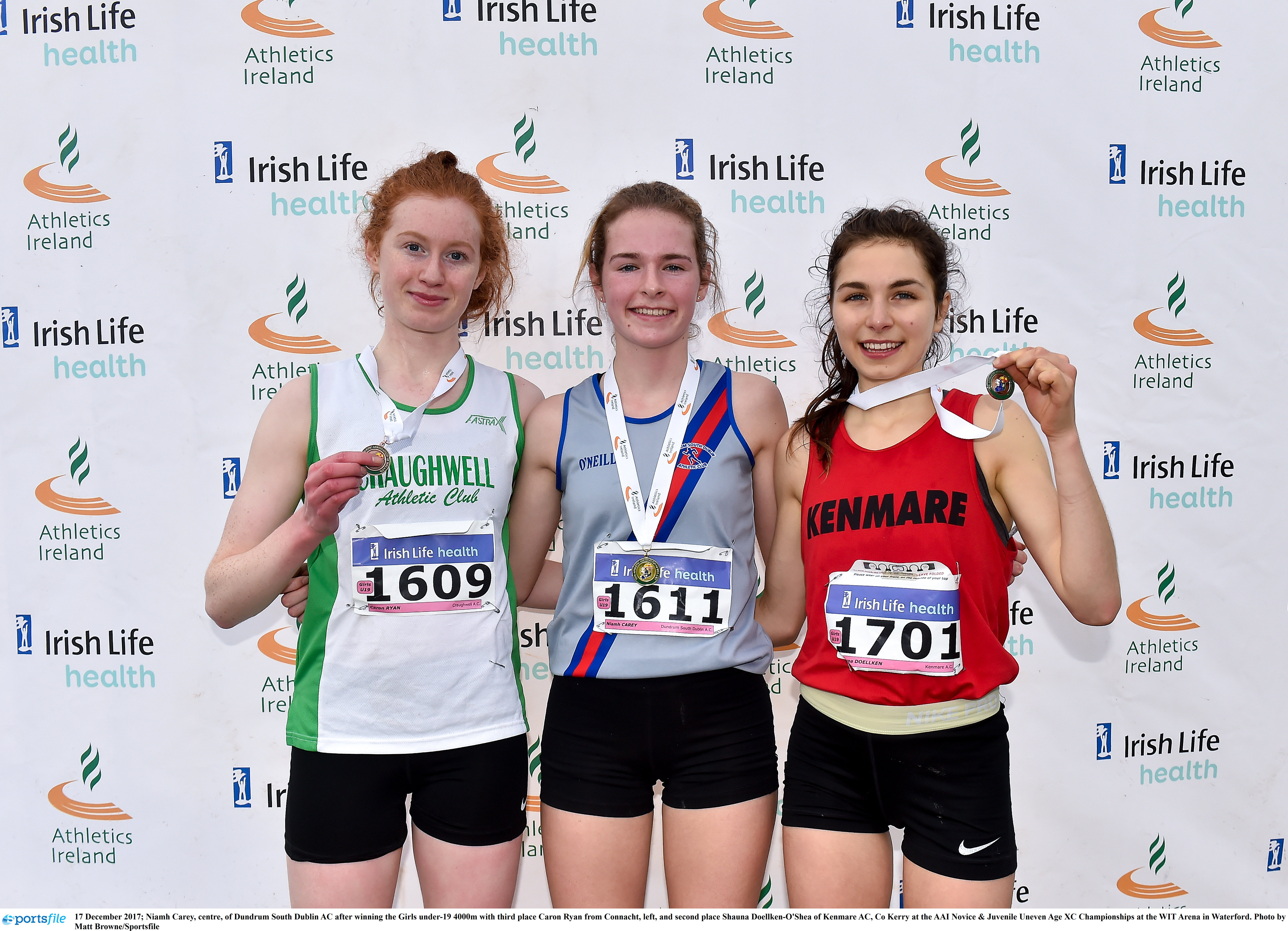 Irish Life Health Novice & Uneven Age National Cross Country Champs Report