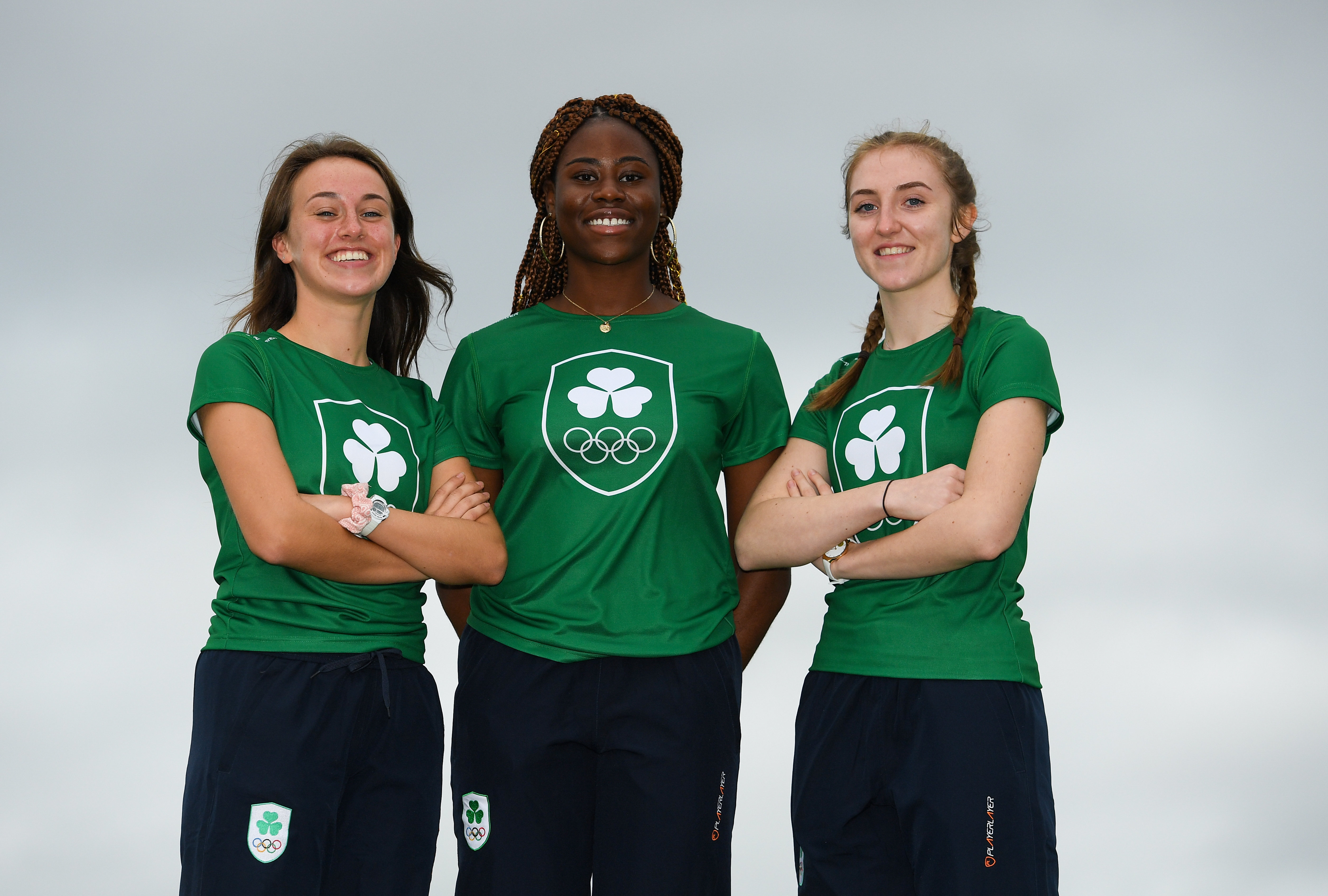 Sophie, Miriam & Miranda depart for the Youth Olympic Games in Buenos Aires