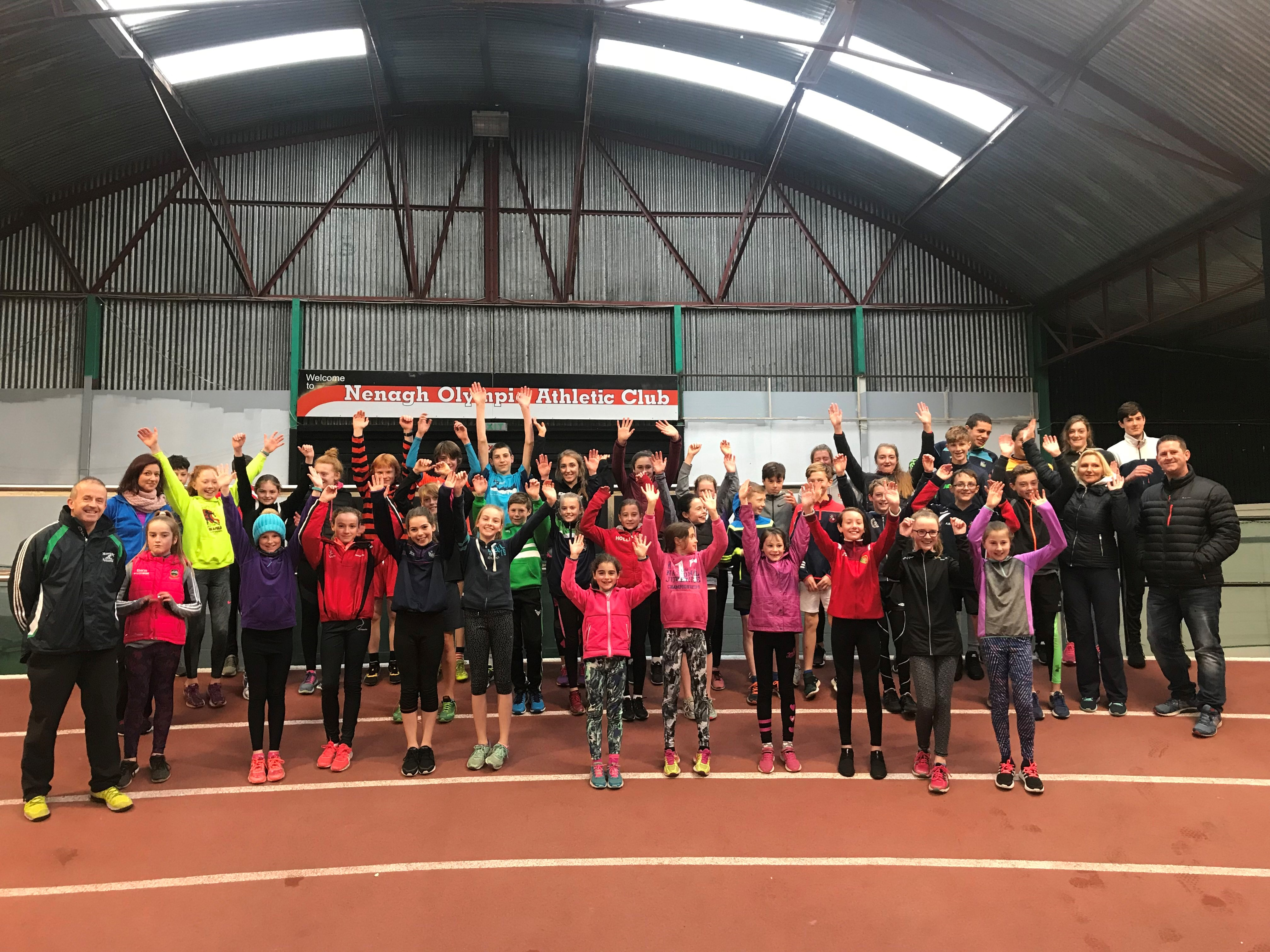 Regional Athletics Academy Launch