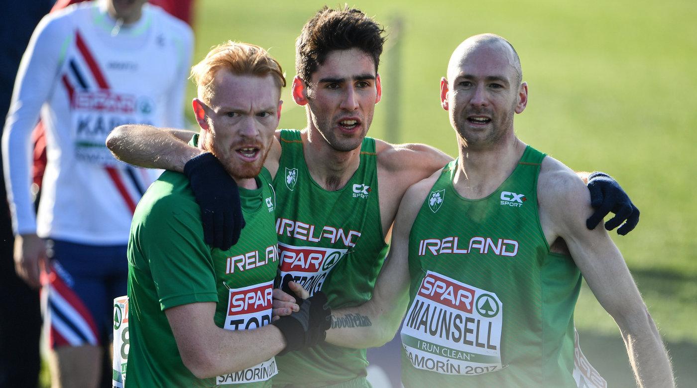 Irish set for European 10,000m
