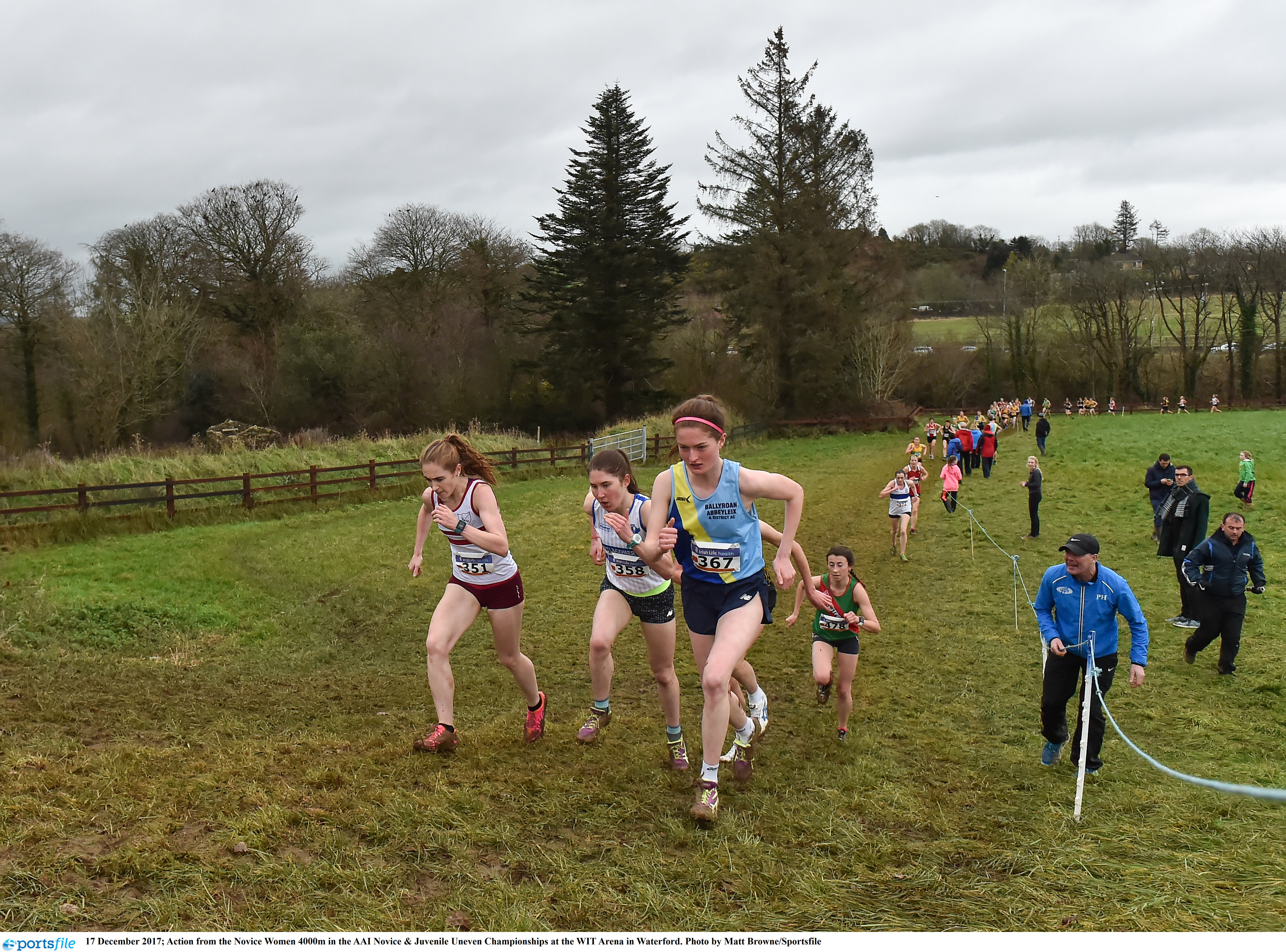 Big fields and exciting races in store at National Novice