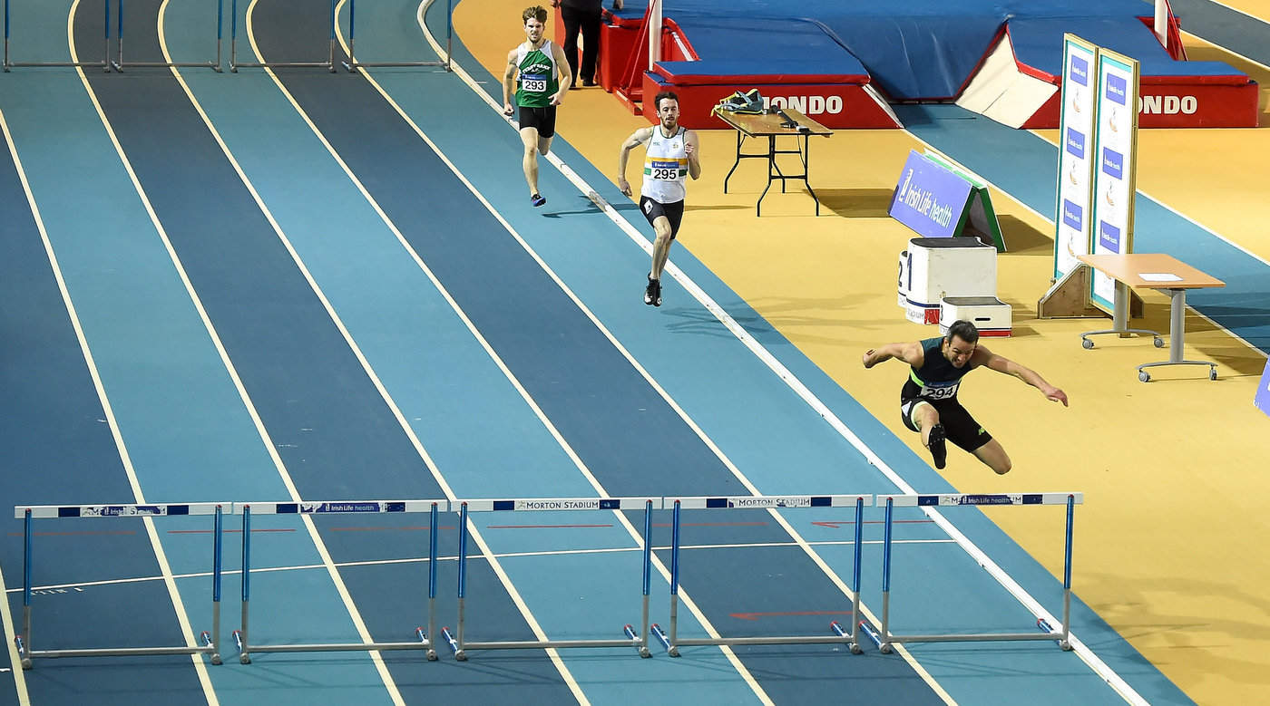 Barr and Healy shine at AAI Games on busy weekend