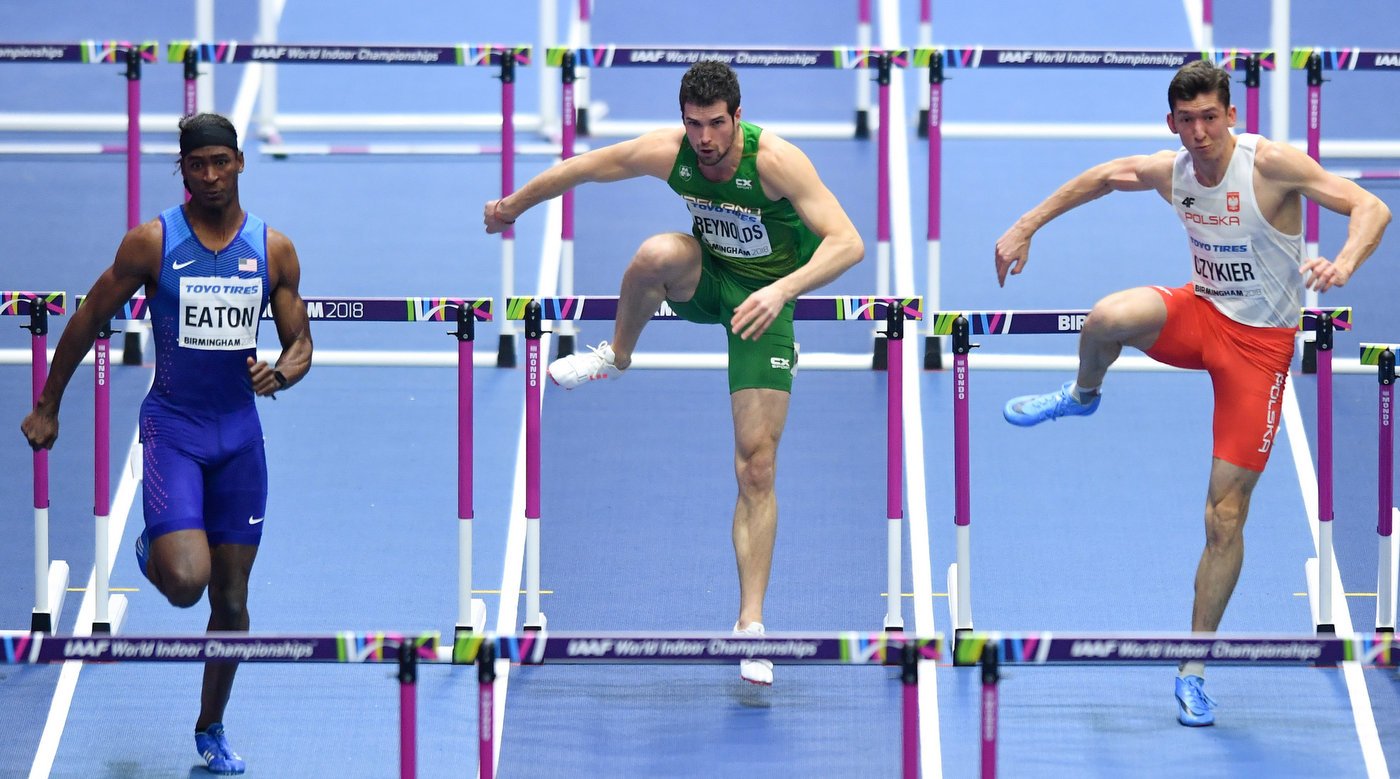 Reynolds rounds out Irish action in Birmingham