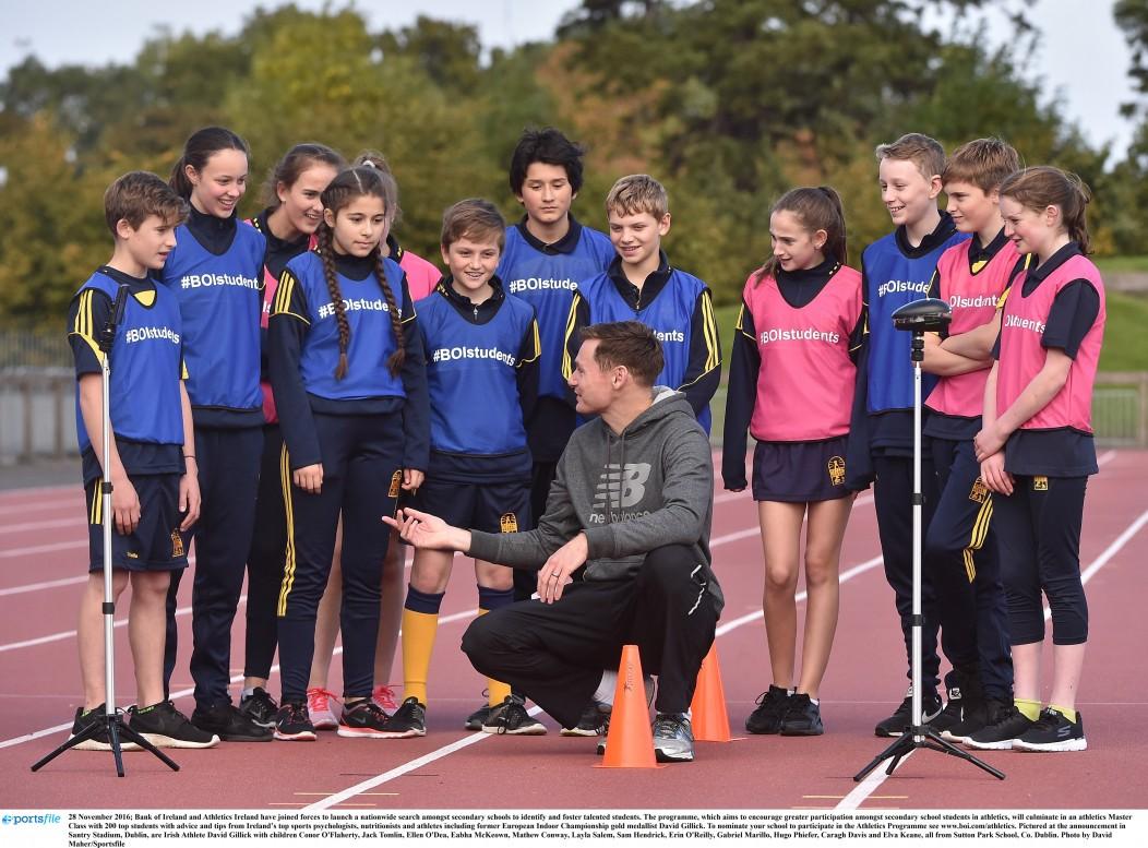 Bank of Ireland Talent ID Programme