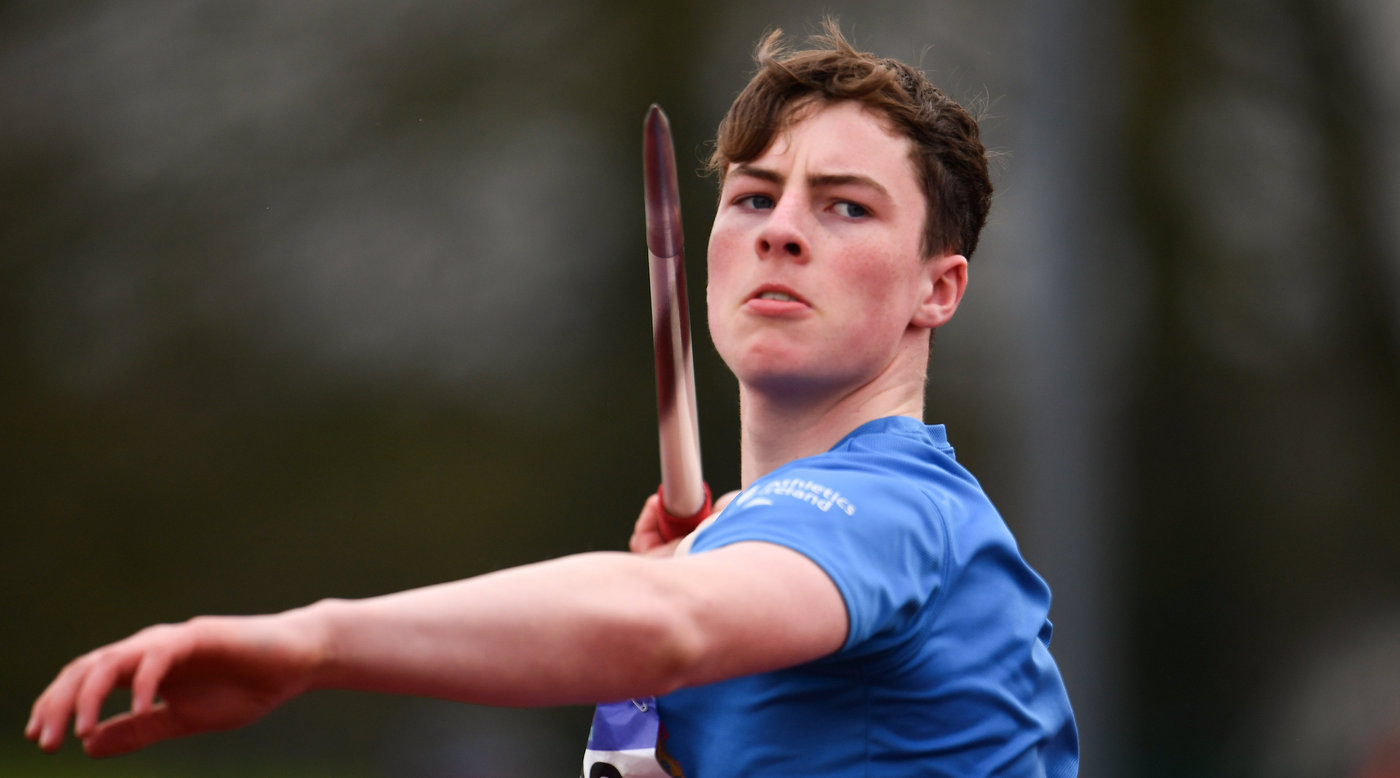 Cusack highlights day of PBs at Spring Throws
