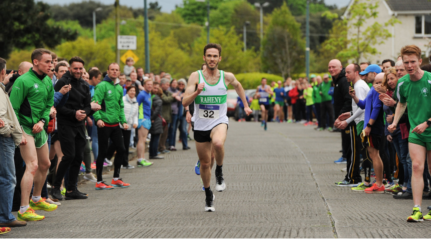 All roads lead to Raheny for relays