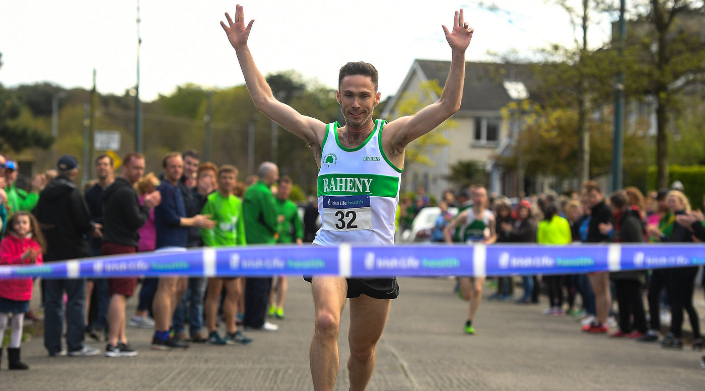 DSD women win and Raheny men threepeat at road relays