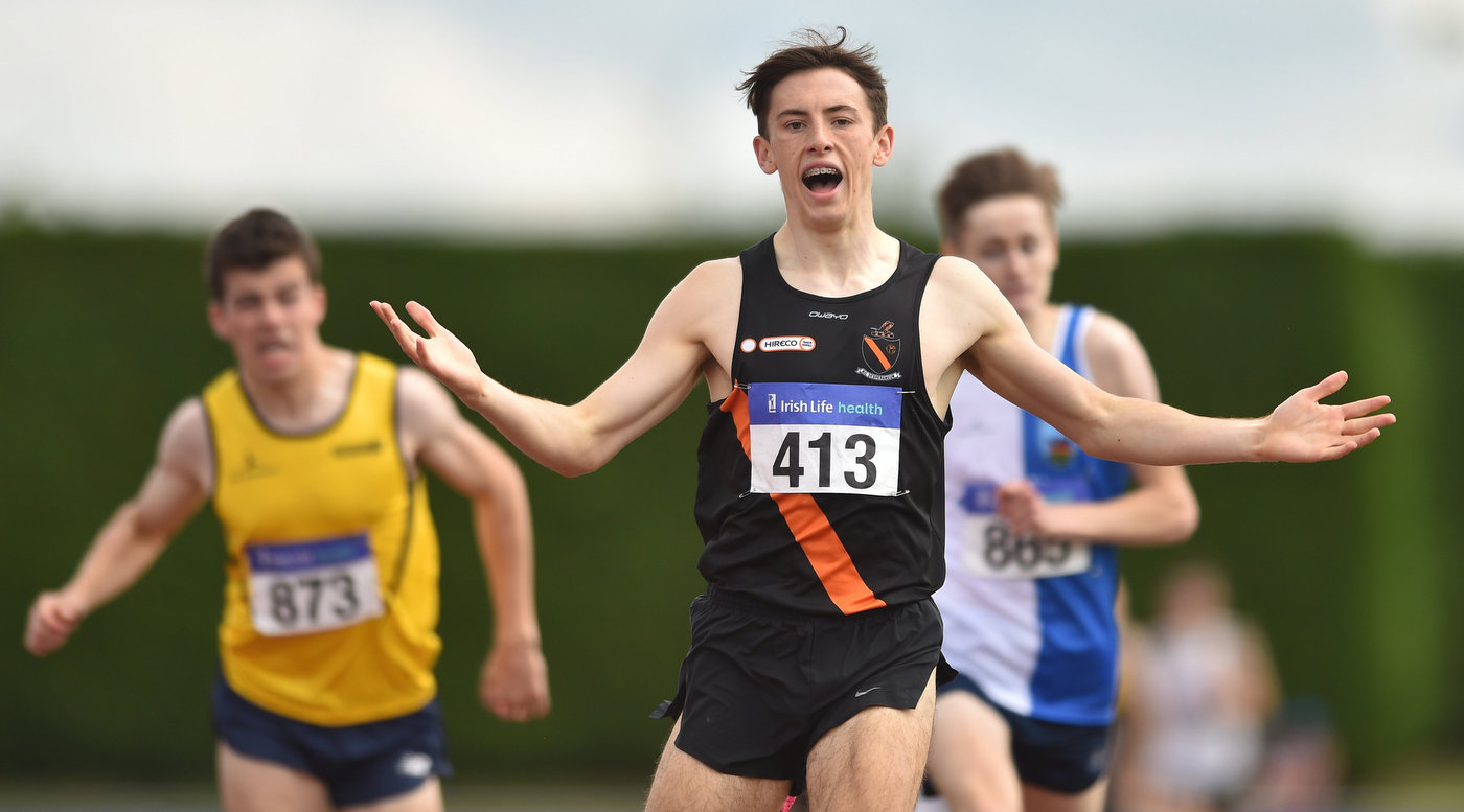 Juveniles shine on day 1 in Tullamore