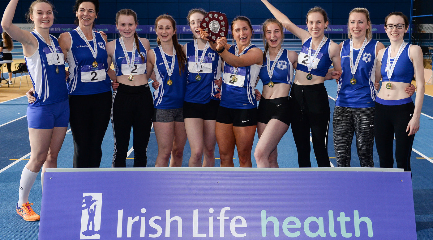 DCH and Clonliffe favourites to retain league titles