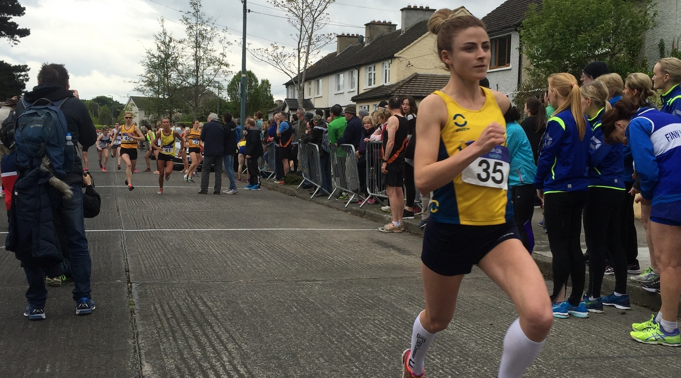 UCD crowned women's road relay champions