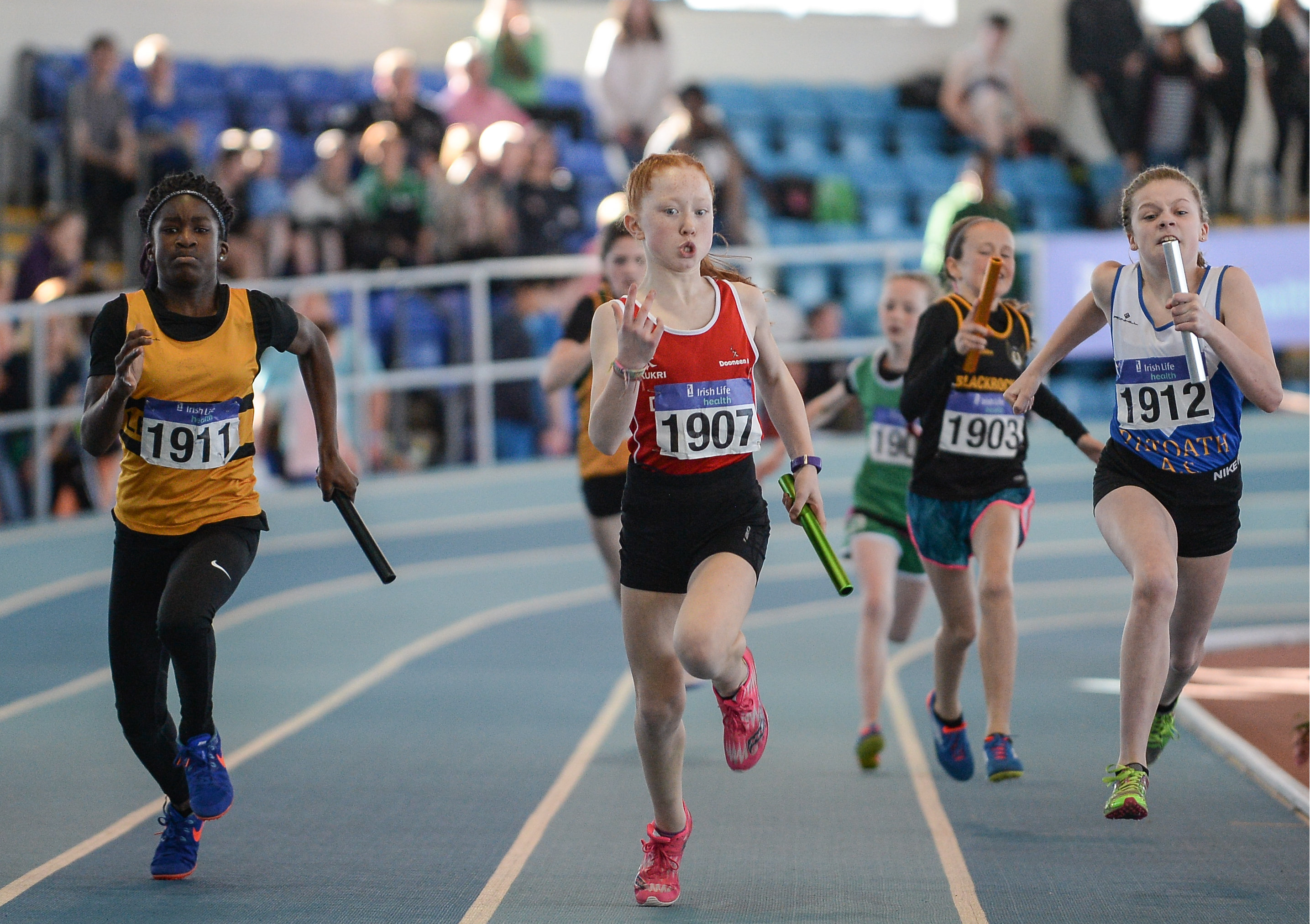 Juvenile Indoor Championships Day 1 Provisional Entry Lists