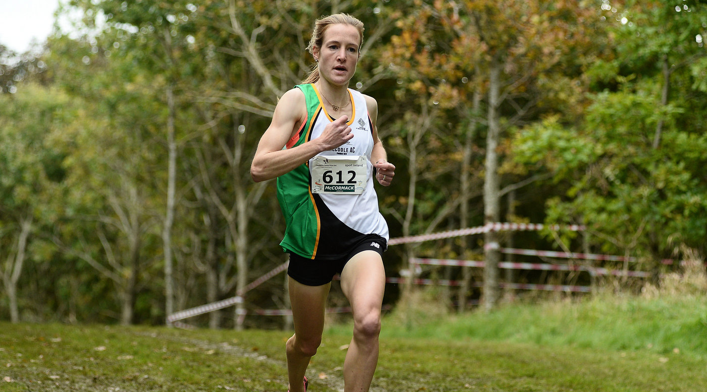 Record-breaker Fionnuala leads Irish entries for Euro Cross