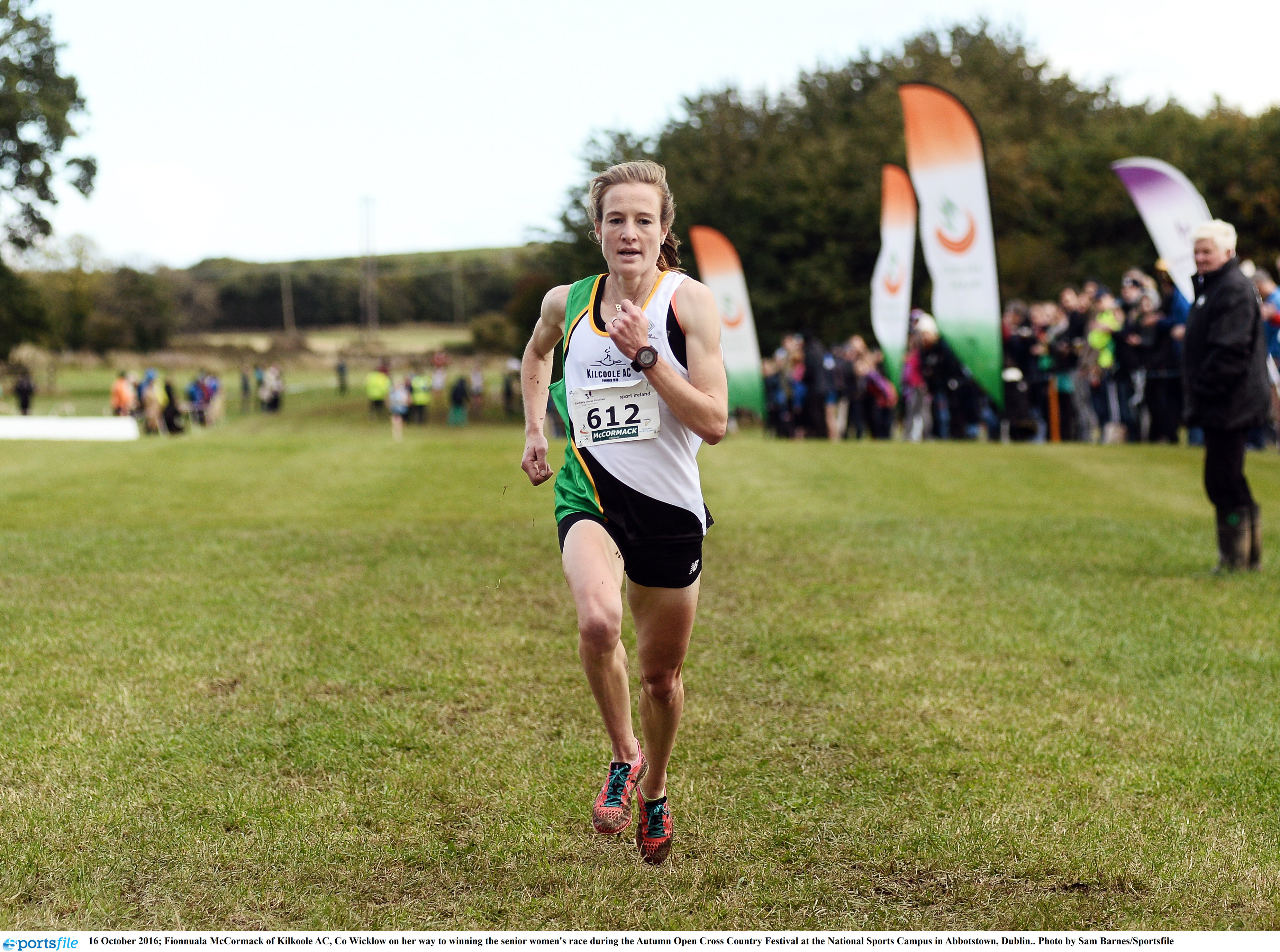 McCormack returns to first love at National cross