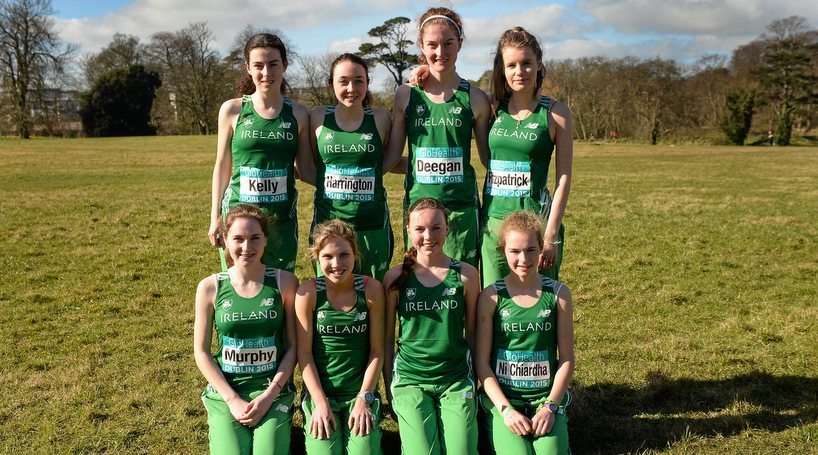 International cross country opportunities for Junior and U23