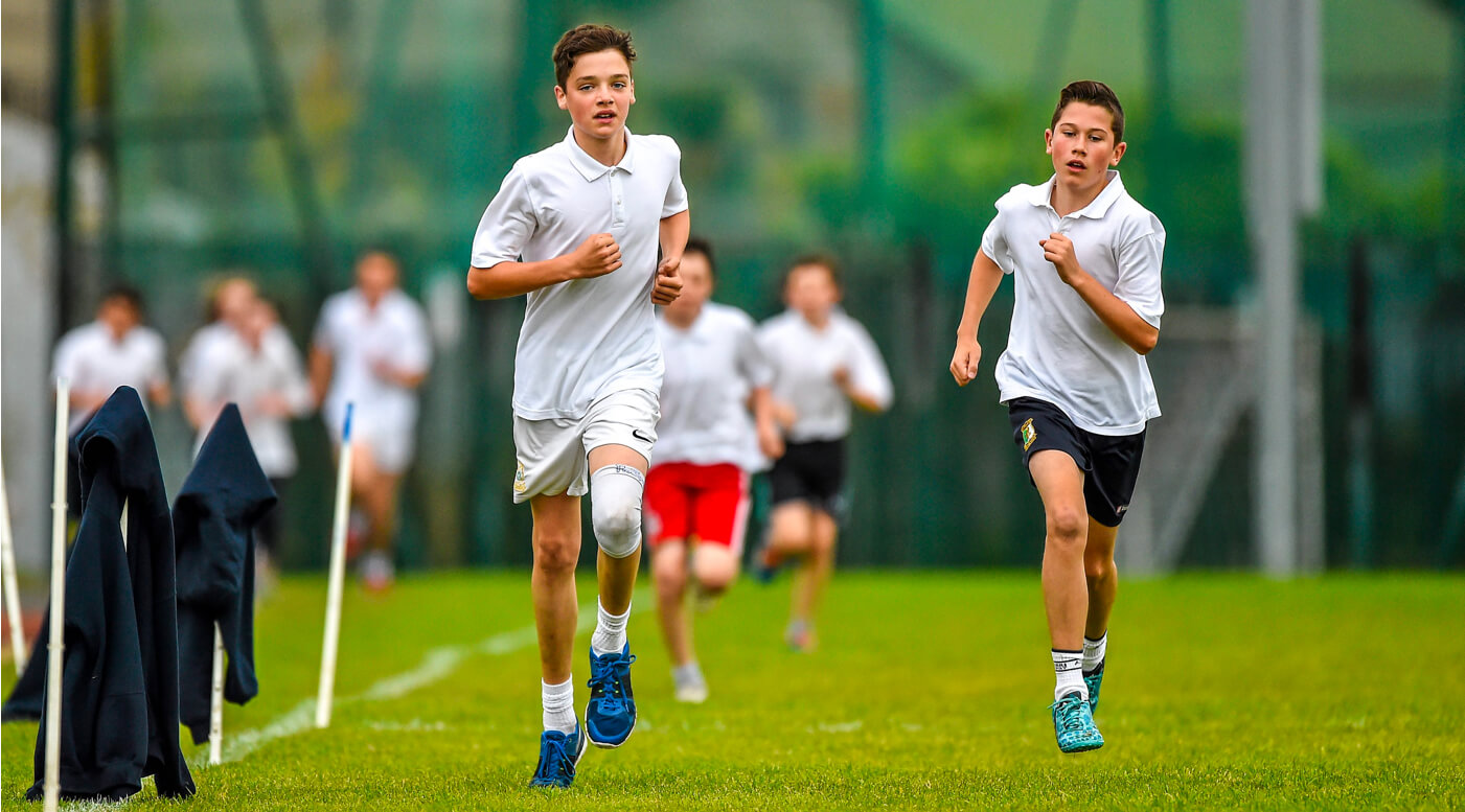 iRunForFun Programme: Post Primary Schools Autumn 2020 Sign Up