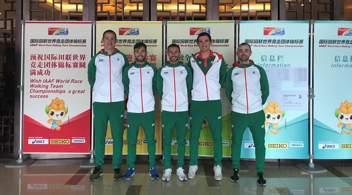 Boyce best of Irish in China; Healy flies in Waterford