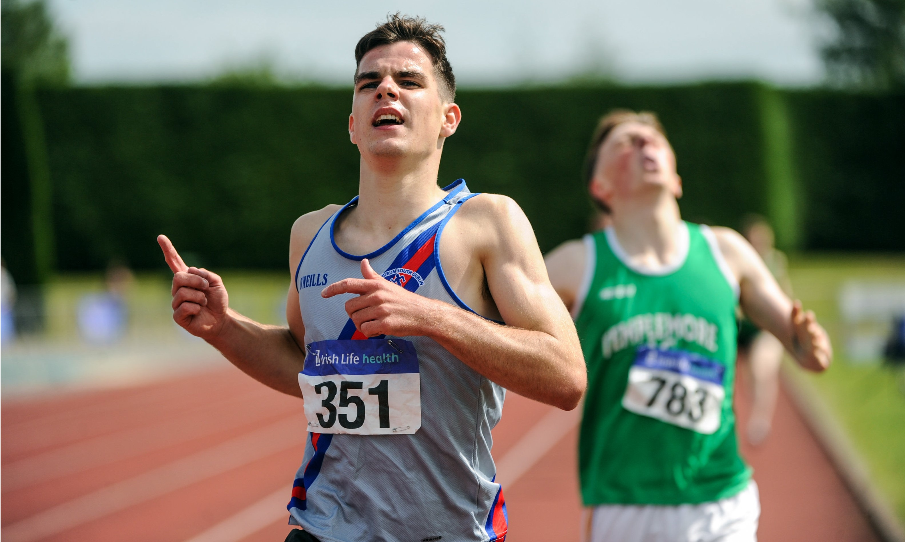 Irish Life Health National Track & Field Juvenile Entry Lists