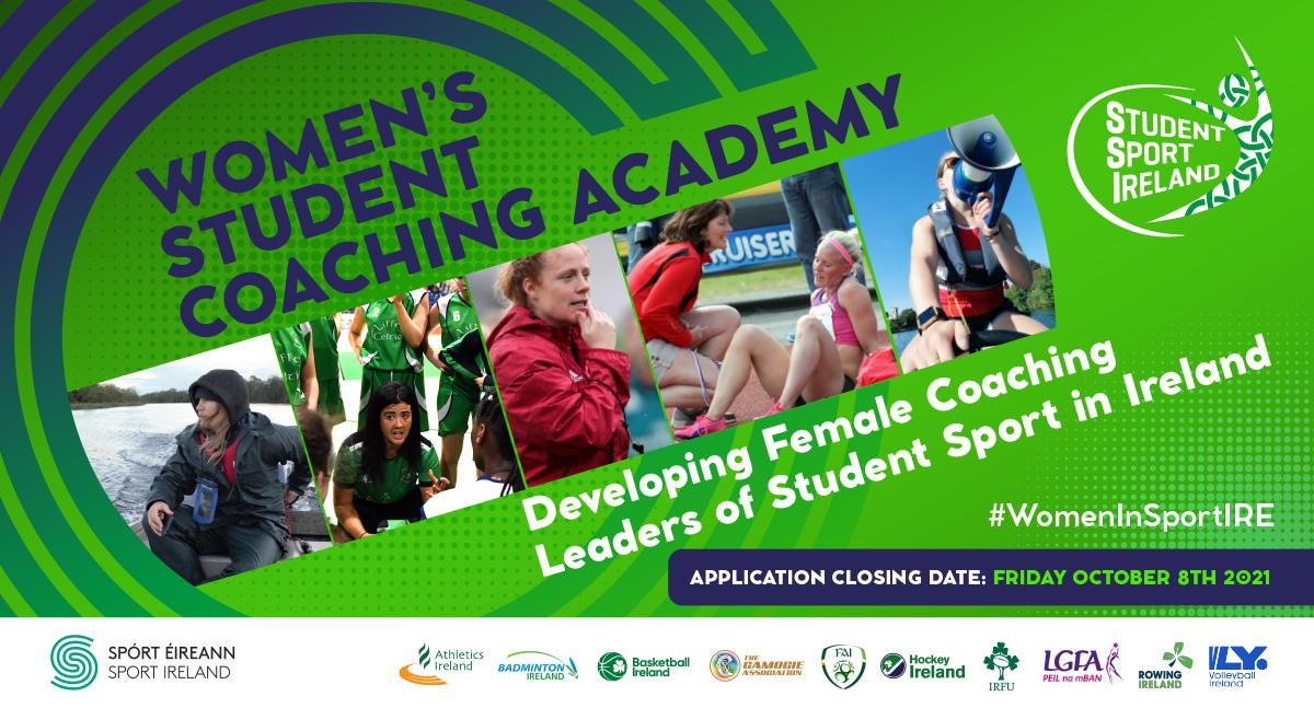Women's Student Coaching Academy