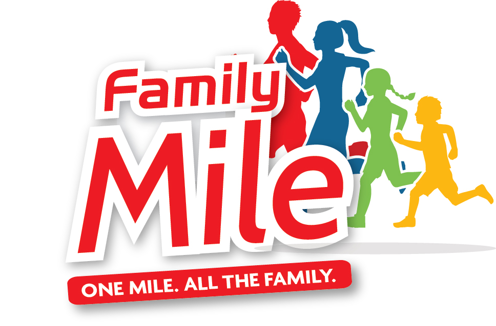 Take part in the Family Mile