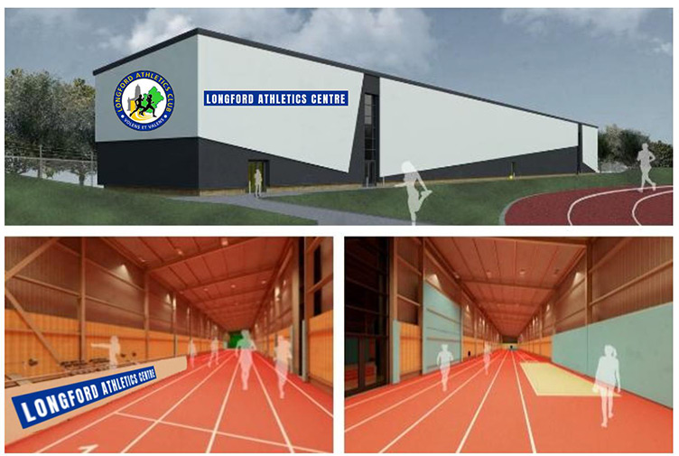 Longford Athletic Club's Exciting Development Plan