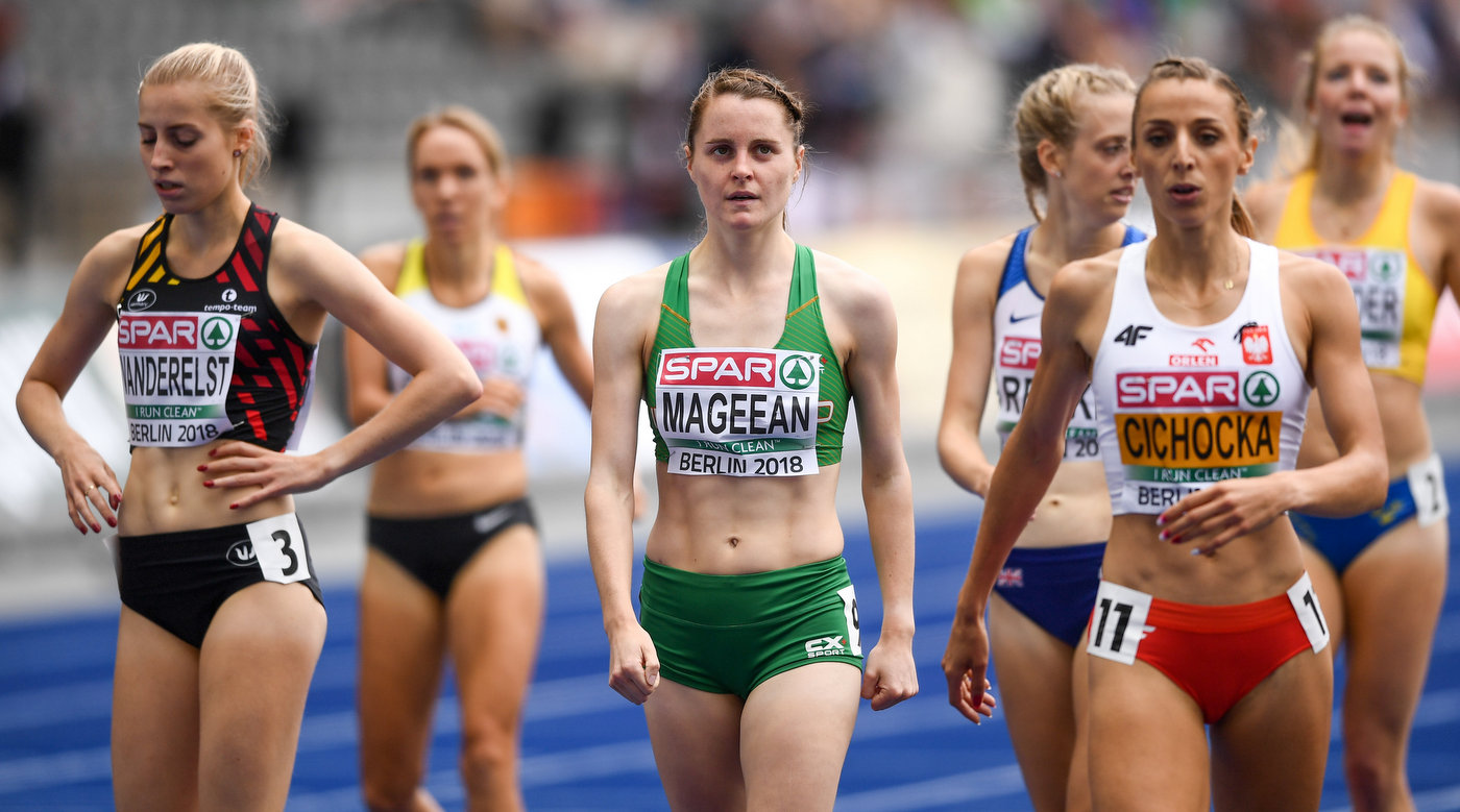 Mageean and Healy power through in Berlin