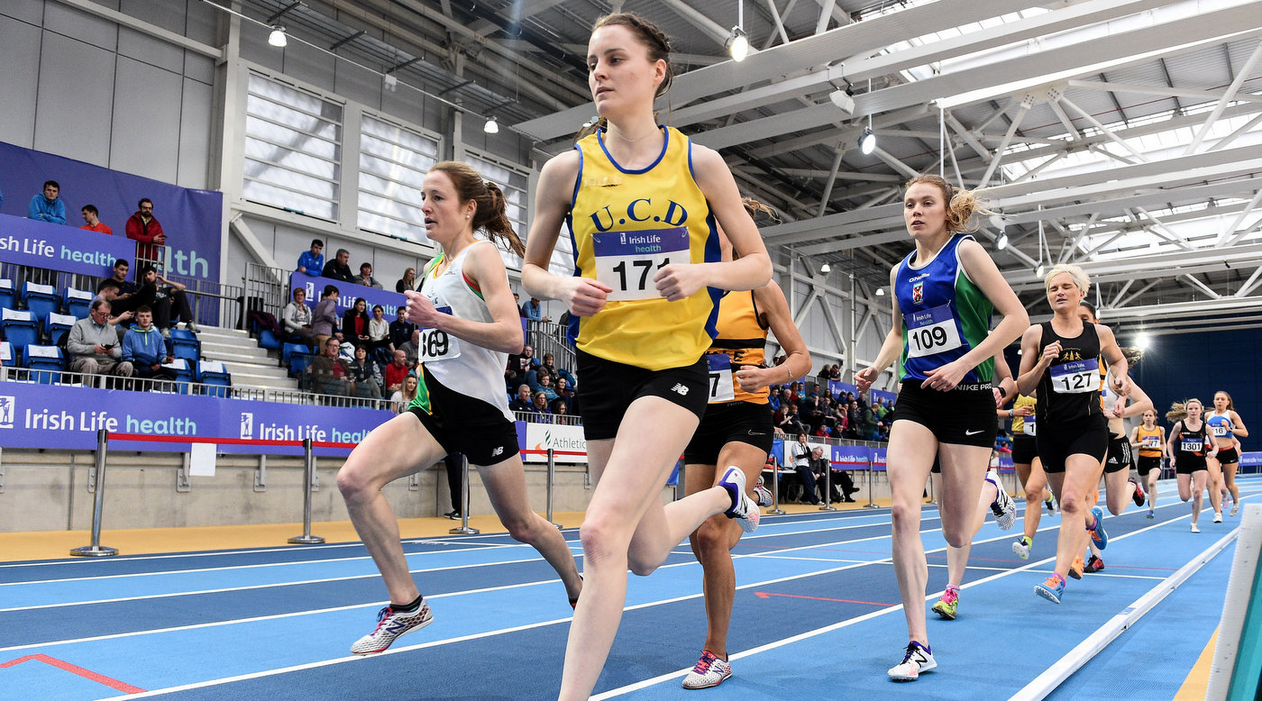 Mageean wins quality 3000m on record breaking day one