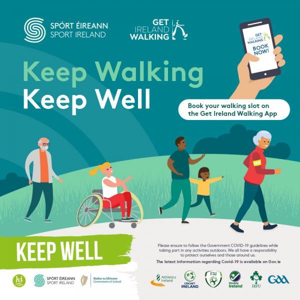 Keep Walking, Keep Well
