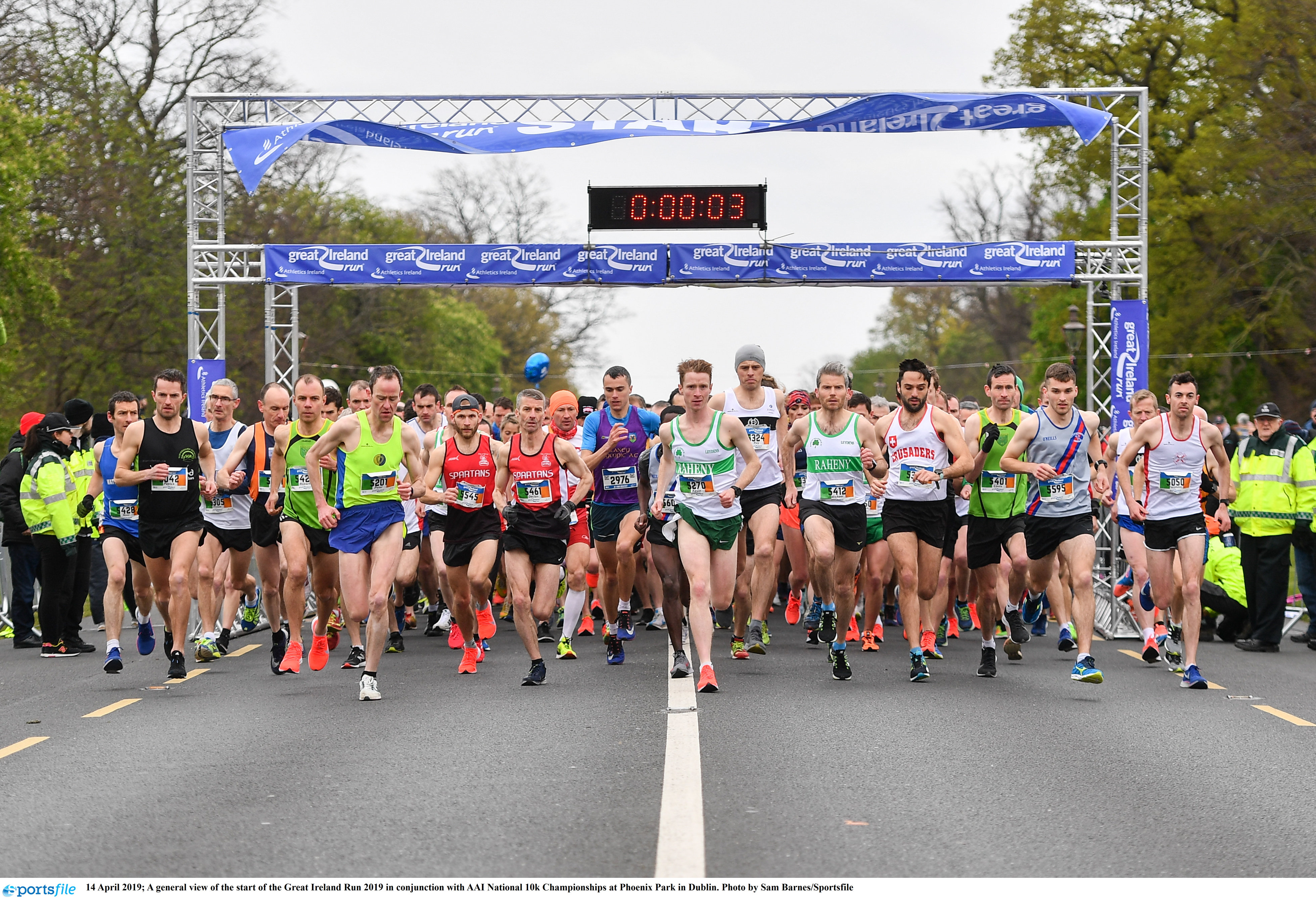 Tonosa and Mullen win GIR and national 10k titles