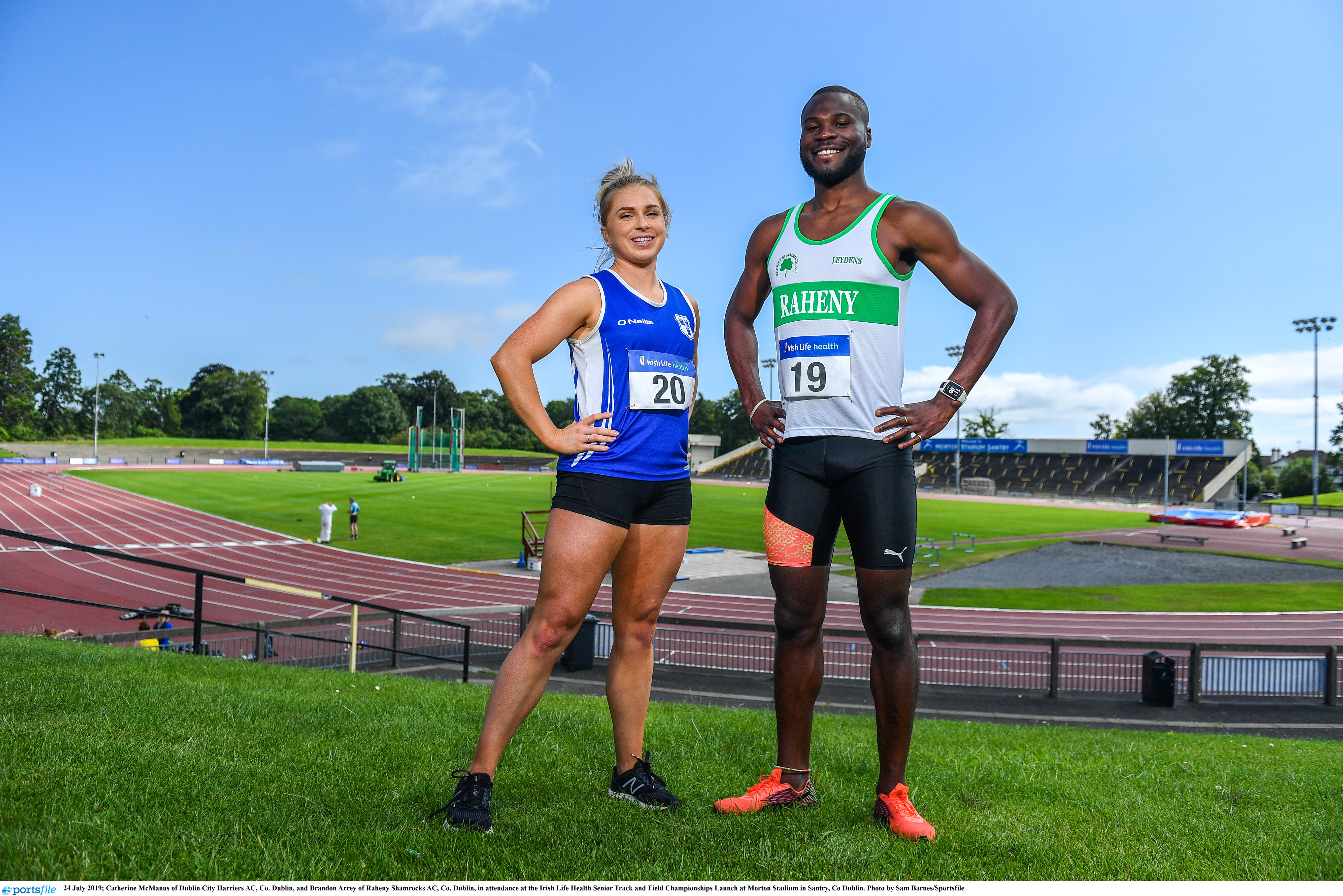 A festival of true competition set for Santry