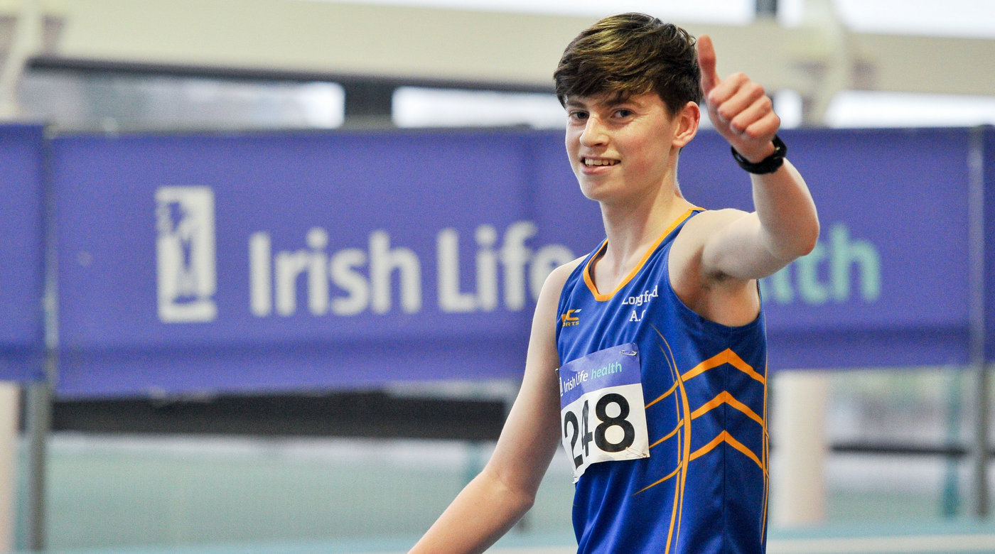 McPhillips Masterful in Athlone