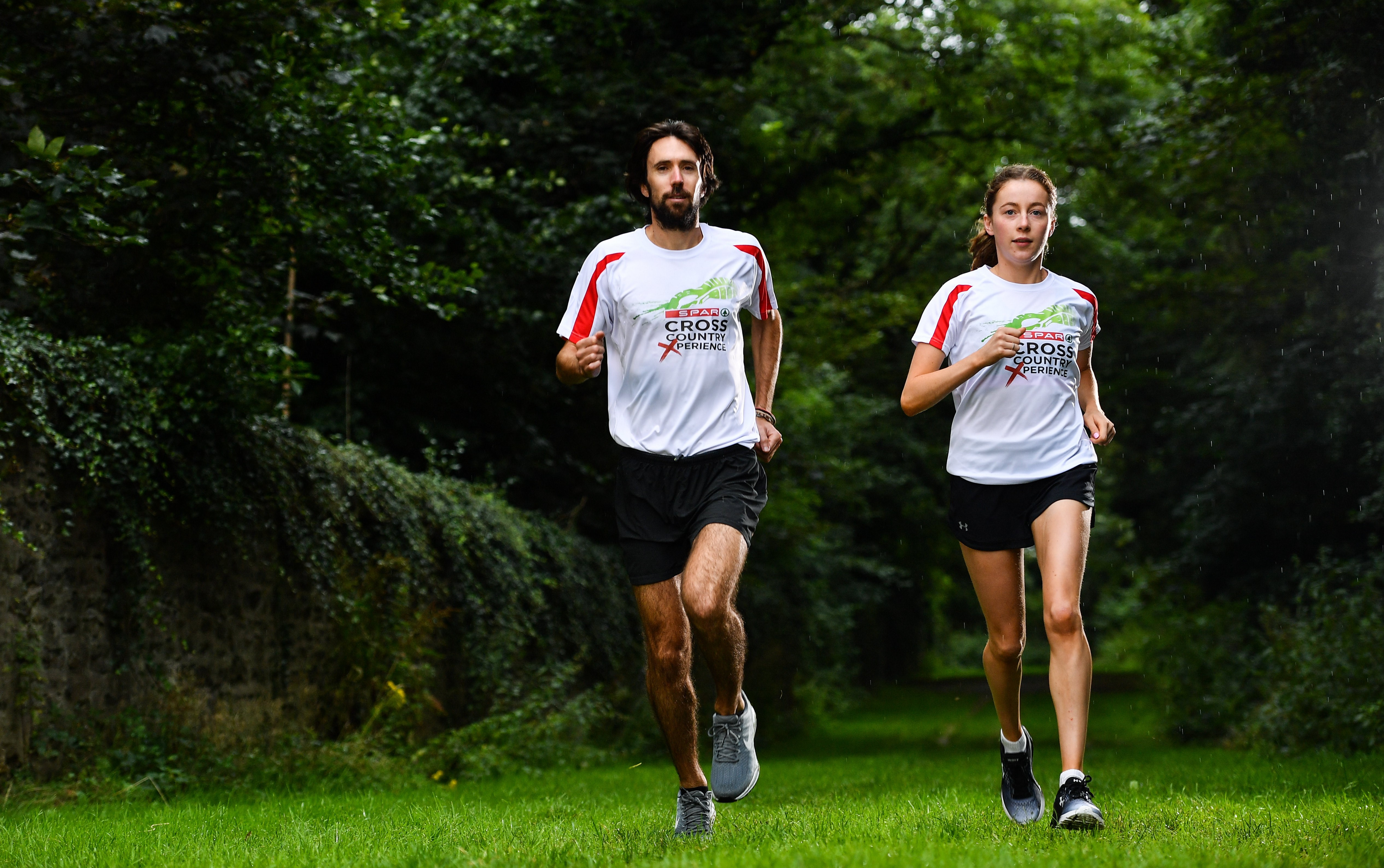 Cross Country runners set to SPAR at Autumn Open