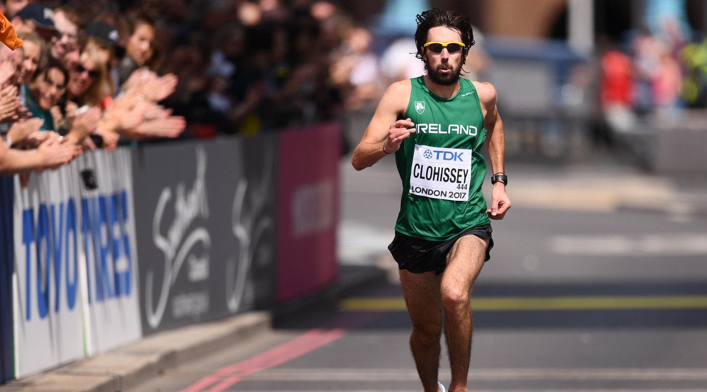 Irish marathon teams announced for European Championships