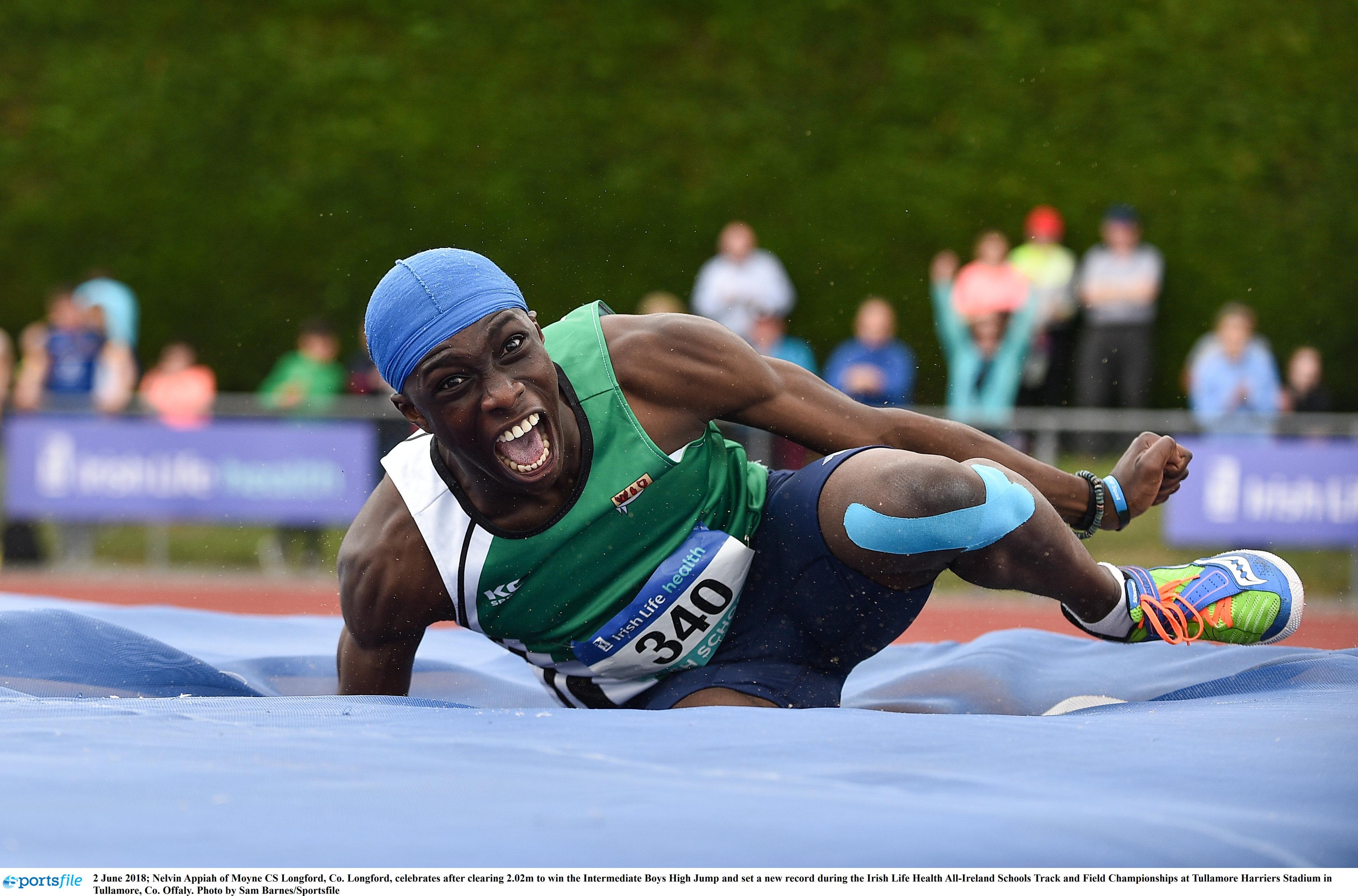 Cream of the crop set for Irish Schools' Championships