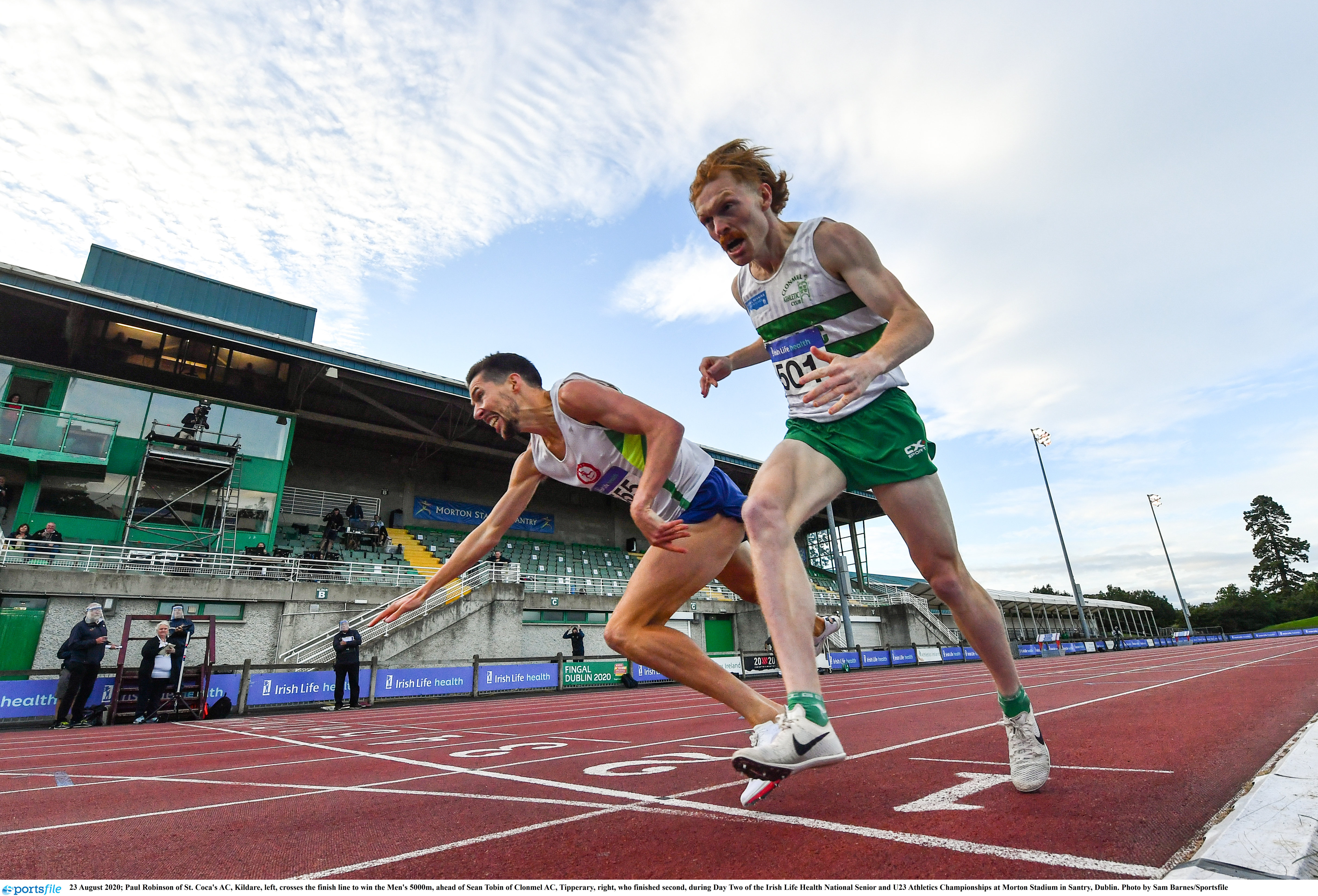 Robinson's Return: thrilling 1500m highlights excellent nationals