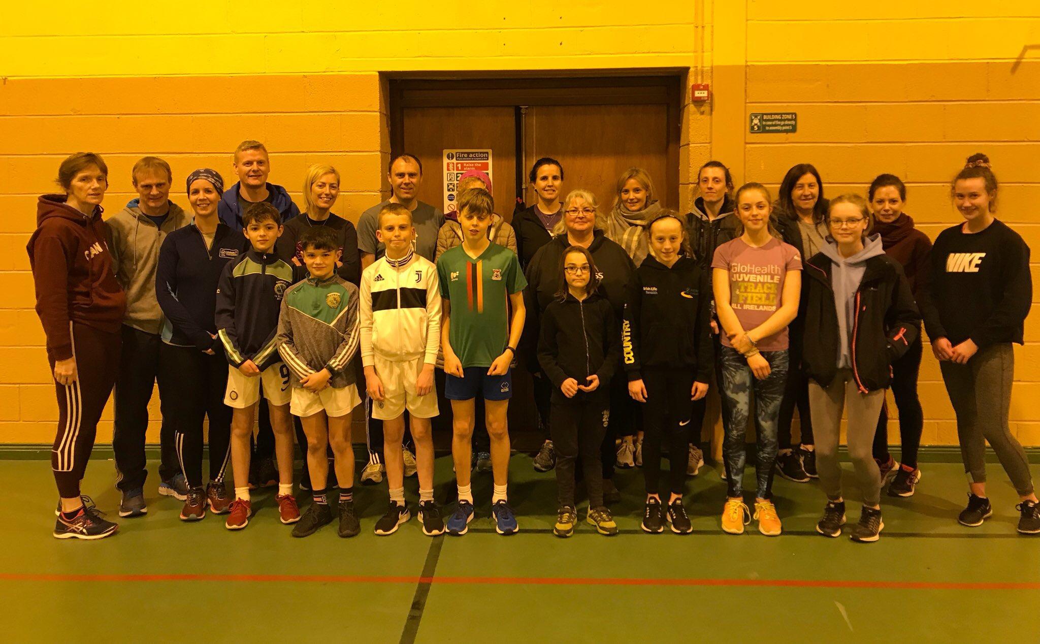 Run, Jump, Throw workshops: Craughwell & Loughrea