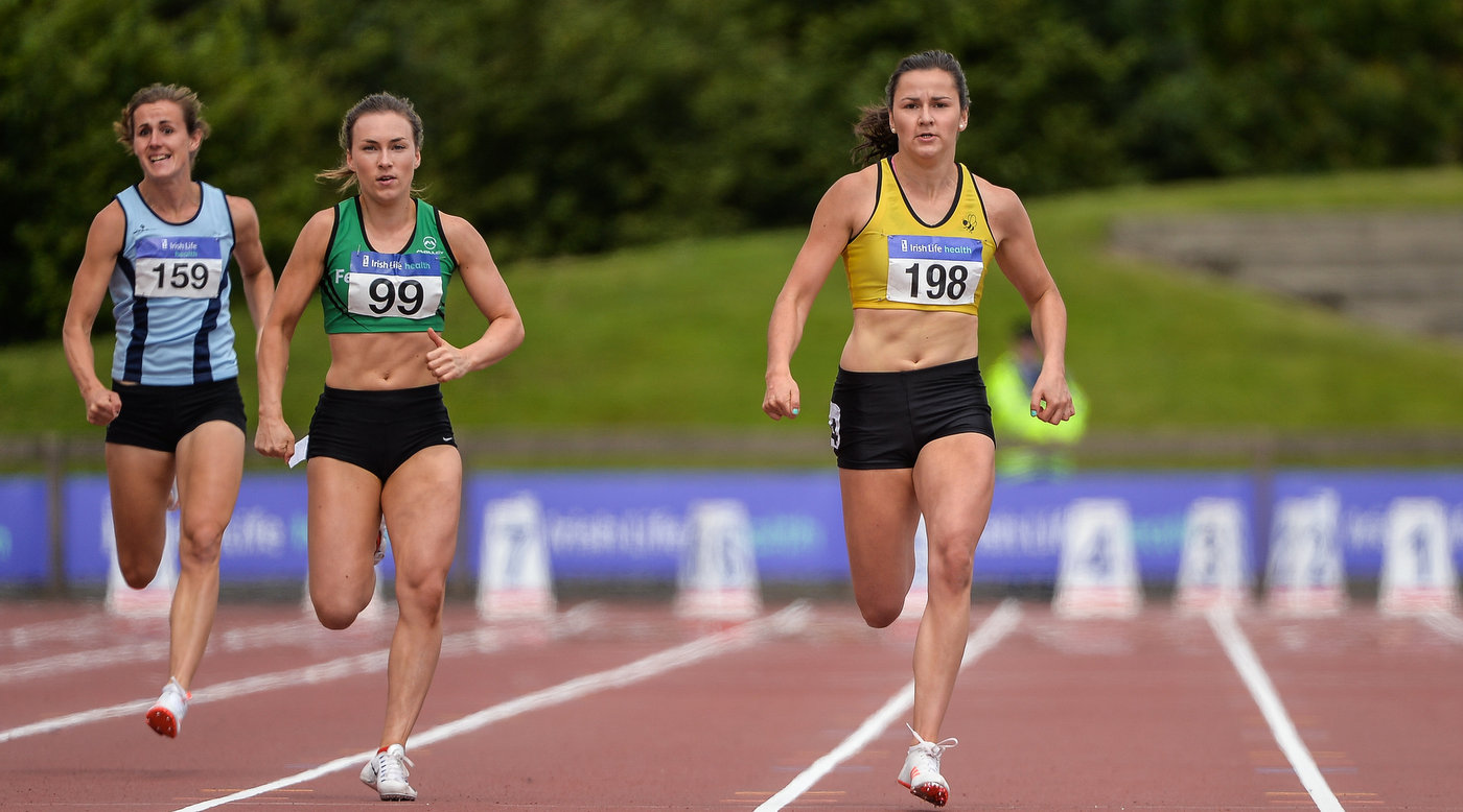 Healy heralds excellent day 1 at nationals