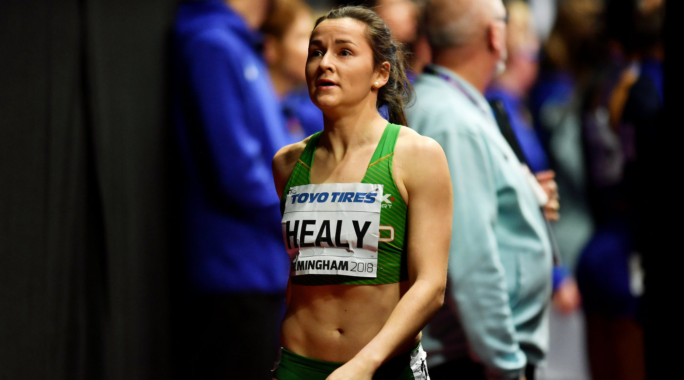Healy bows out with brave run in Birmingham