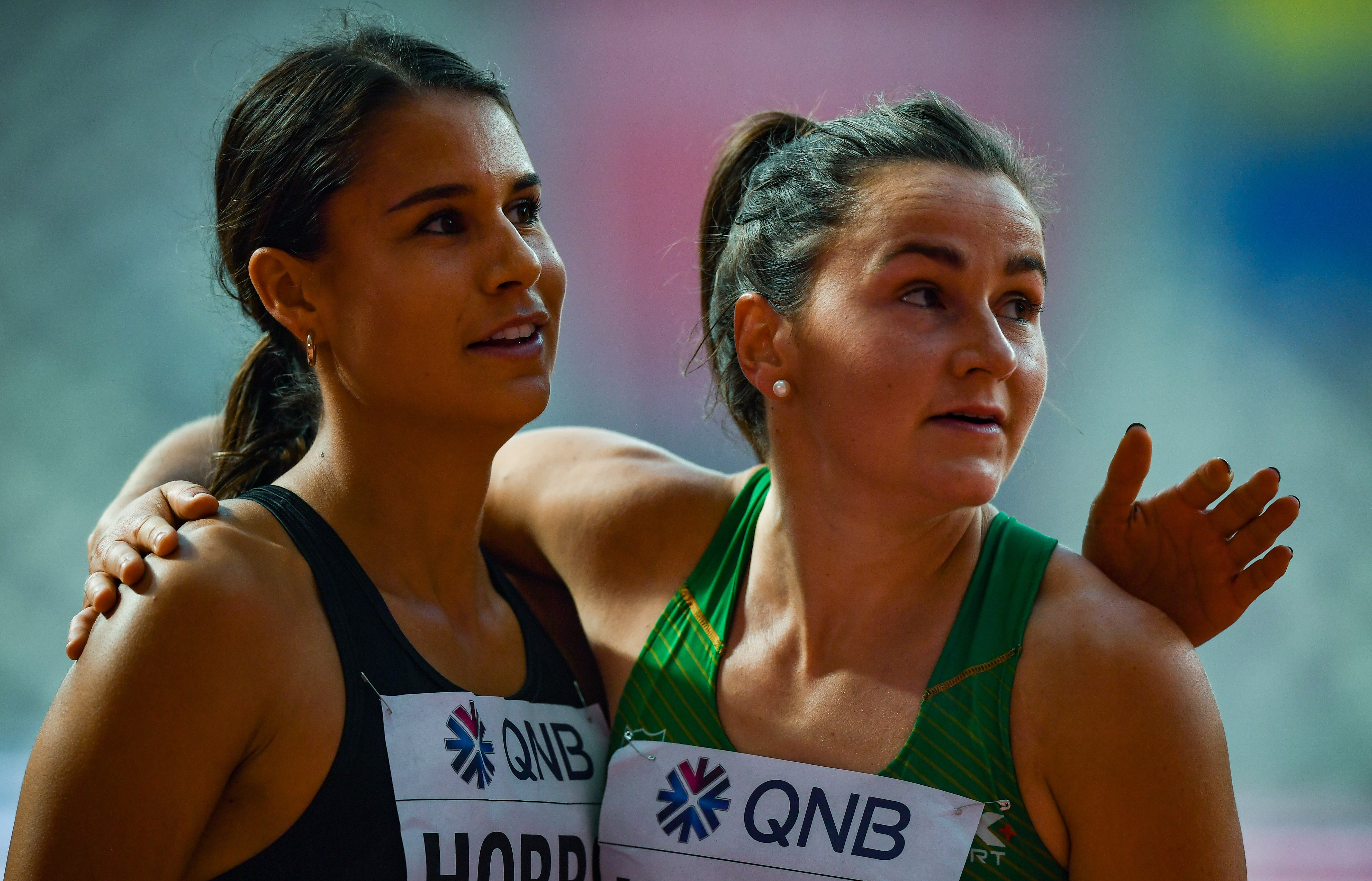 Healy bows out on world championship debut