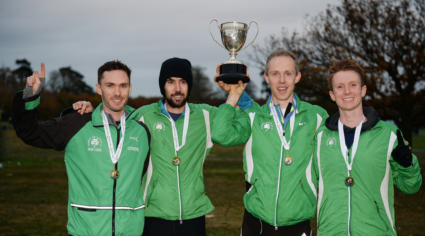 Irish clubs set for European Clubs Cross Country