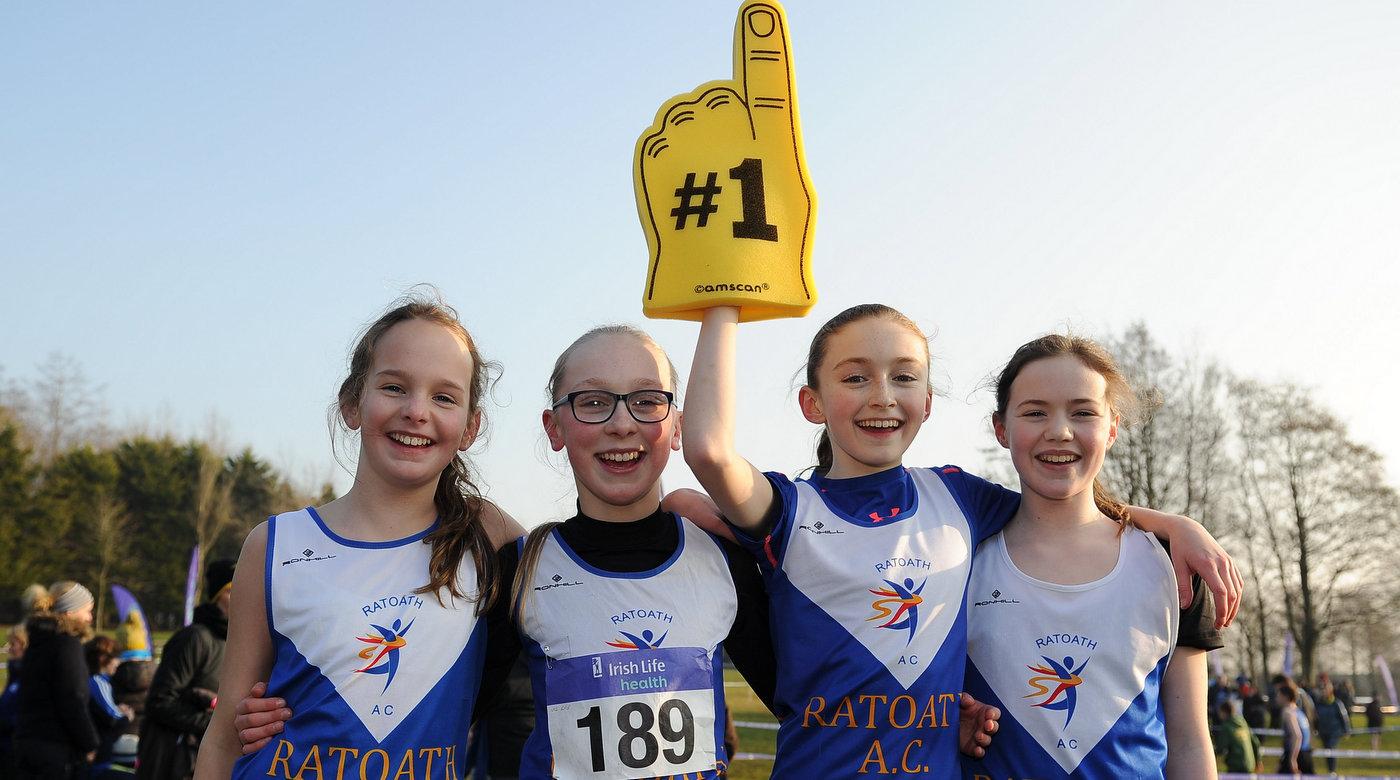 Irish Life Health Juvenile B XC entries