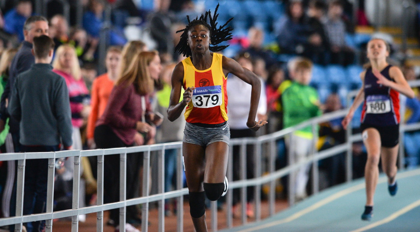 A-plus for Adeleke and Juveniles on day 3 in Athlone