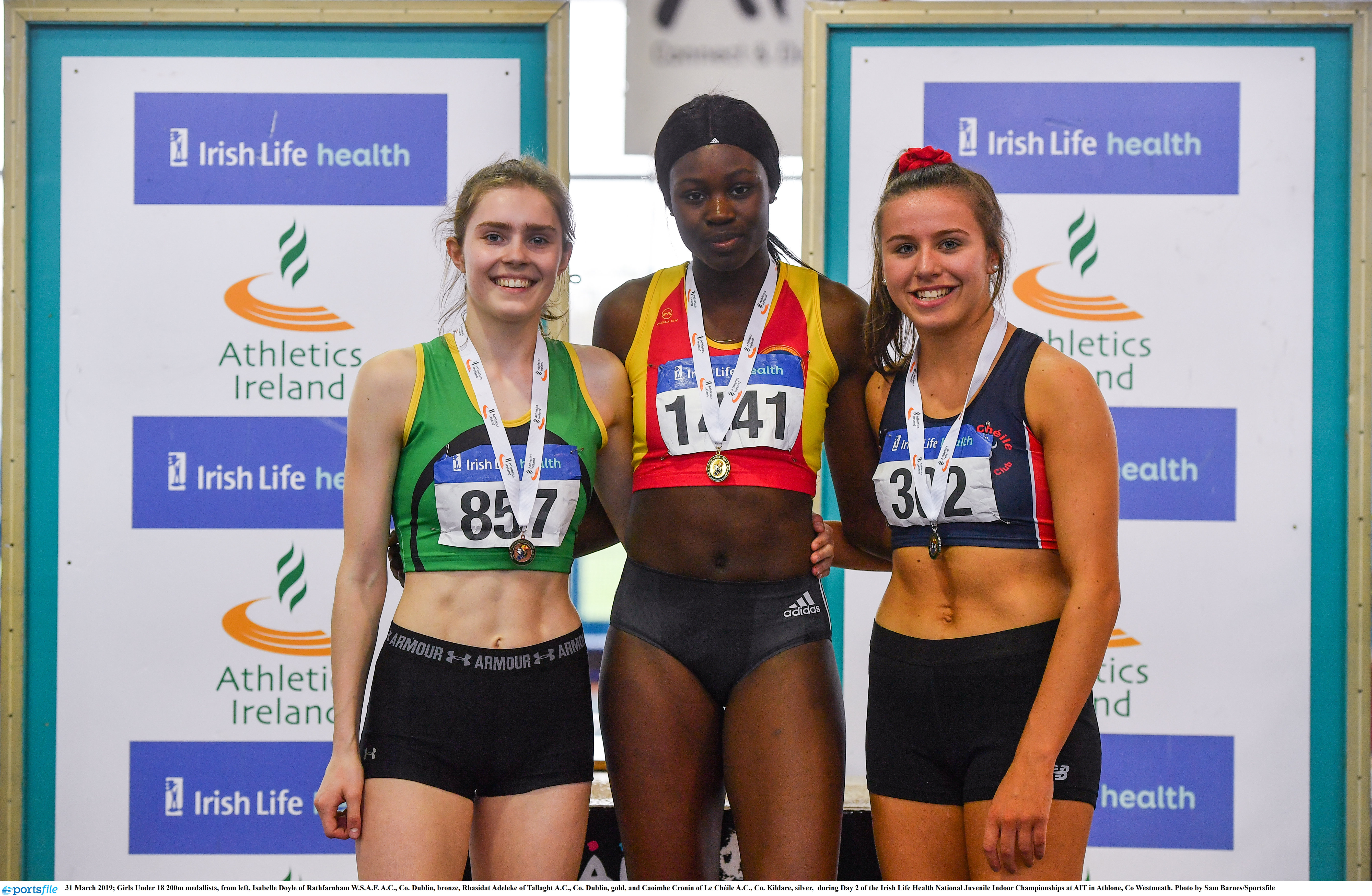 Juvenile and University championships to dovetail in Athlone