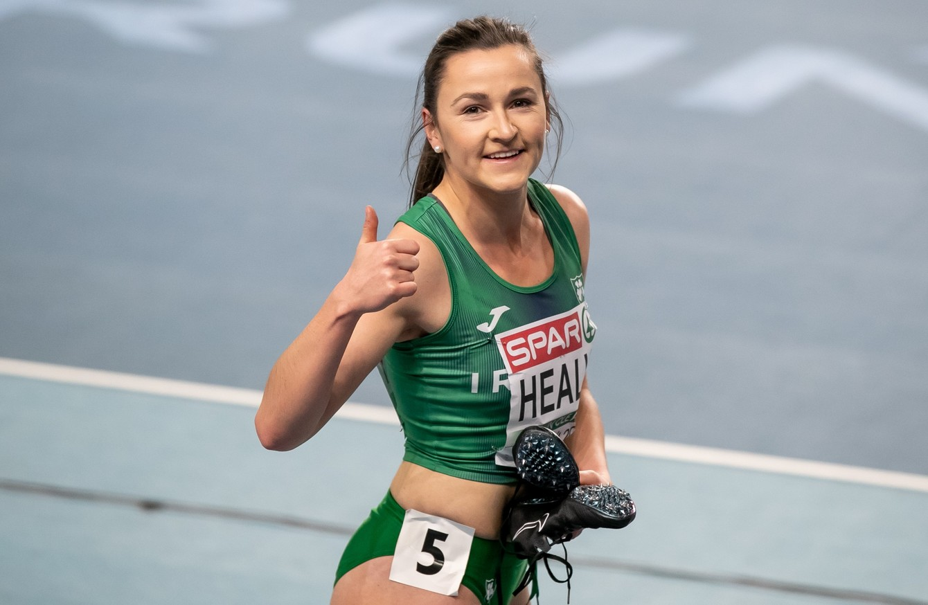 Healy and Becker go 3rd and 5th on Irish All-Time List