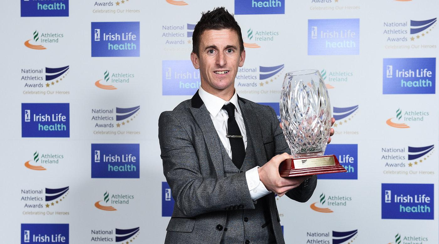 Heffernan crowned Irish Life Health Athlete of the Year