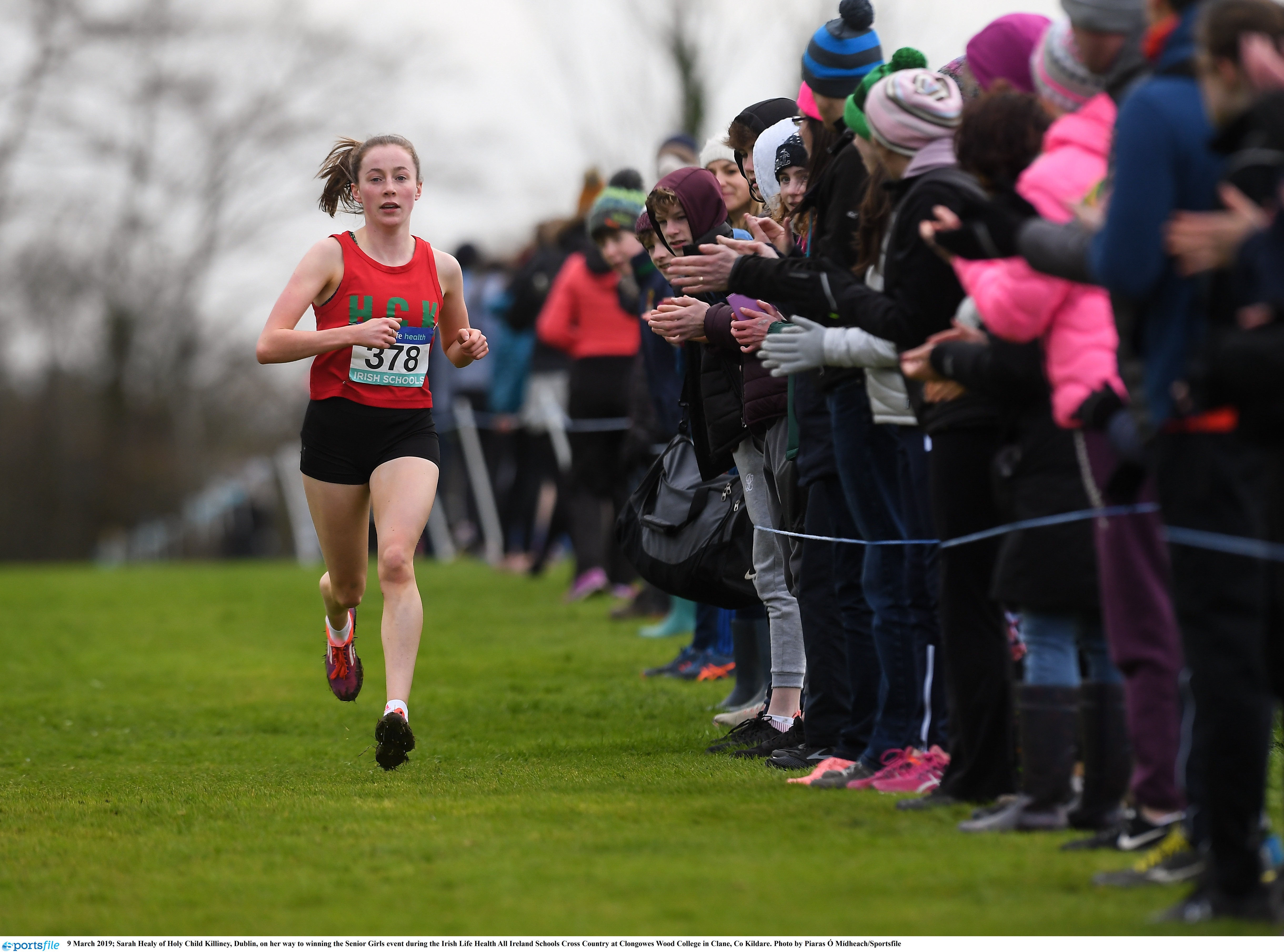 Healy and Gidey repeat in style in Clongowes