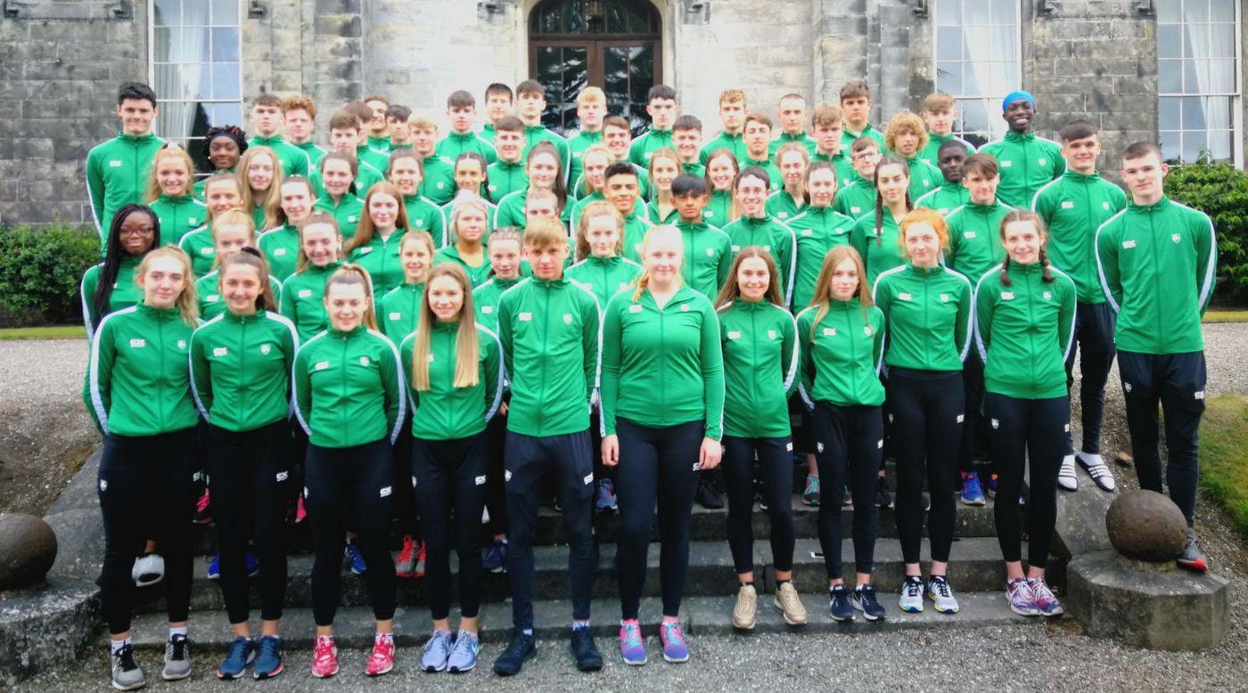 Super silver for Irish schools' team