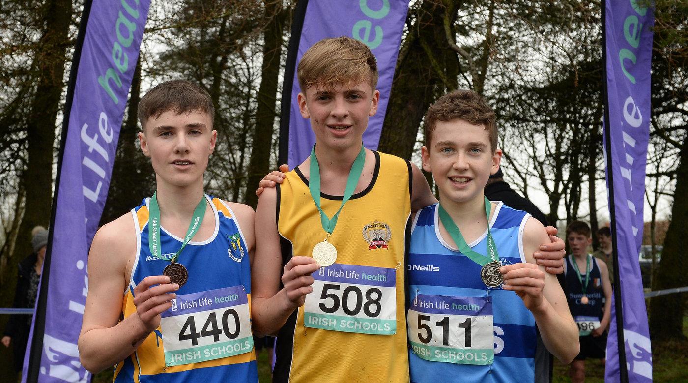 Young stars set to shine at Irish Life Health Leinster Schools
